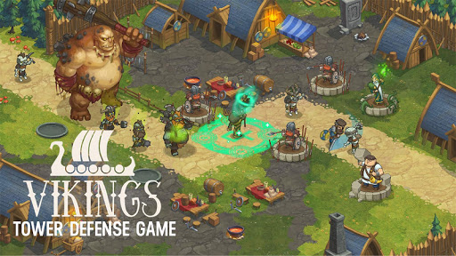 Game Vikings The Saga Mod Full
