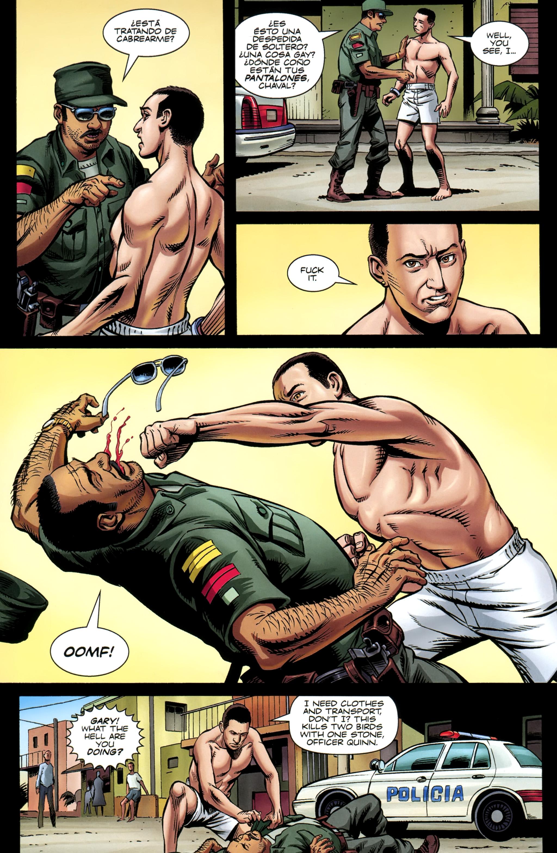 Read online Secret Service comic -  Issue #4 - 11