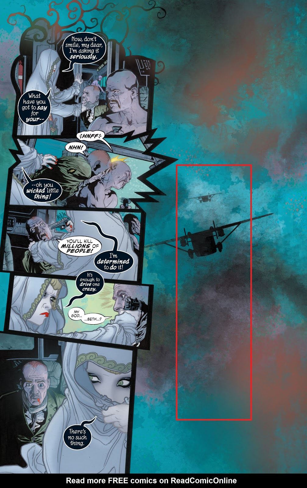 Read online Detective Comics (1937) comic -  Issue # _TPB Batwoman - Elegy (Part 1) - 72