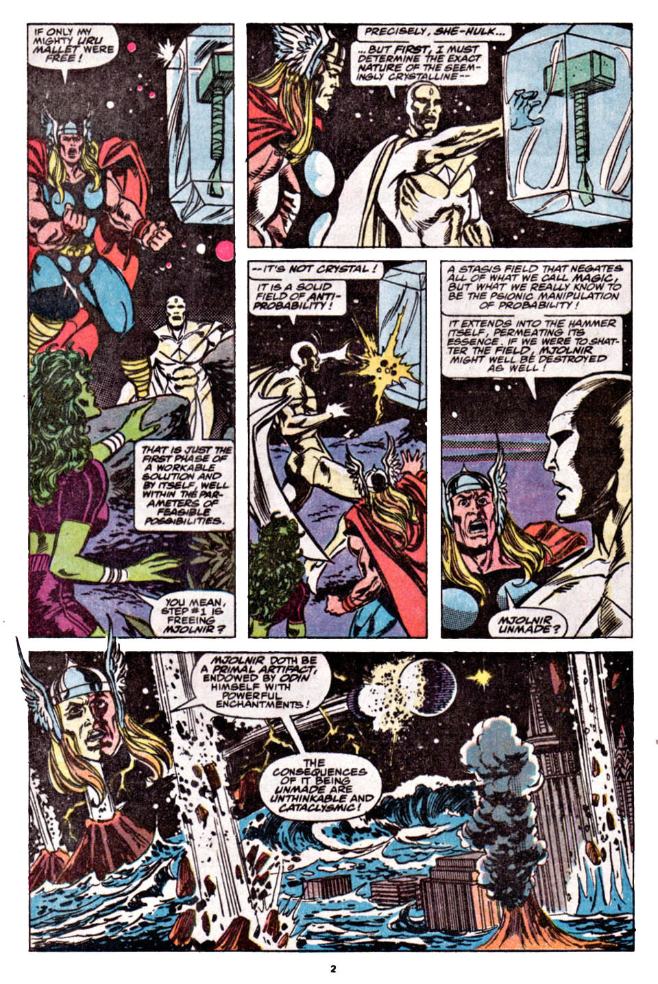 The Avengers (1963) 330 Page 2