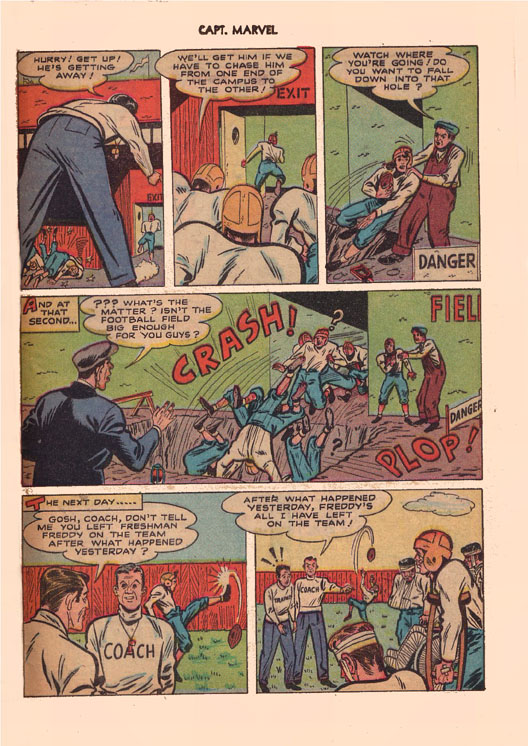Captain Marvel Adventures issue 89 - Page 36