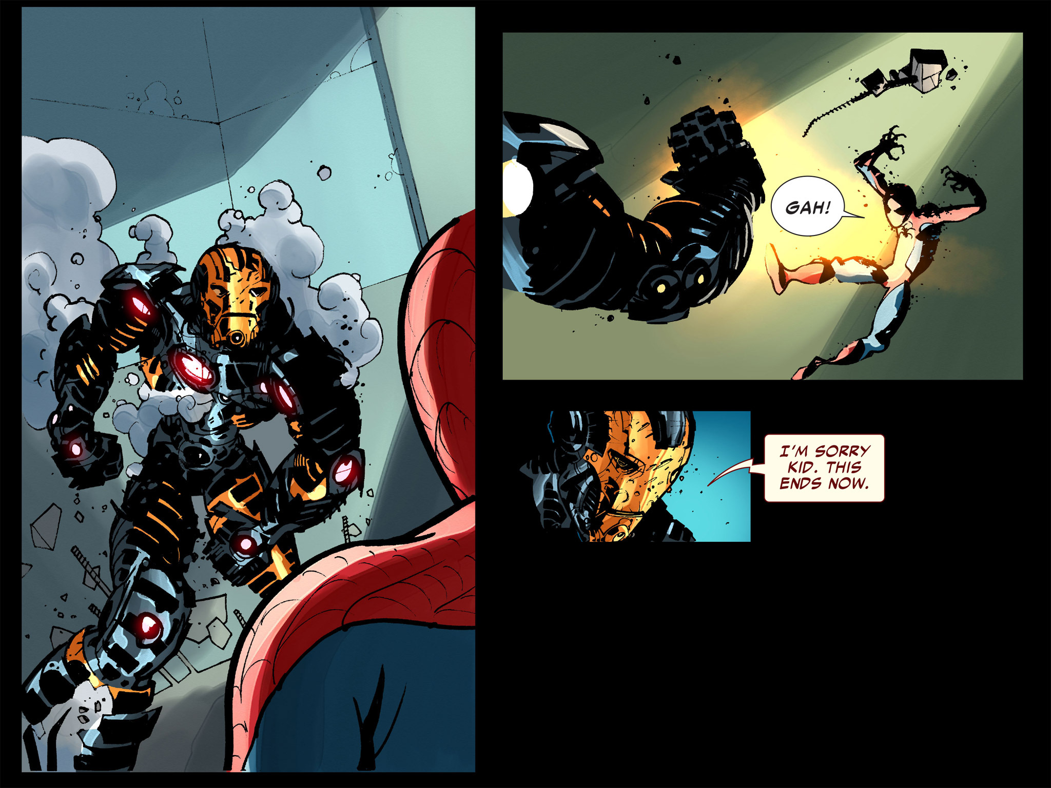 Read online Amazing Spider-Man: Who Am I? comic -  Issue # Full (Part 1) - 174