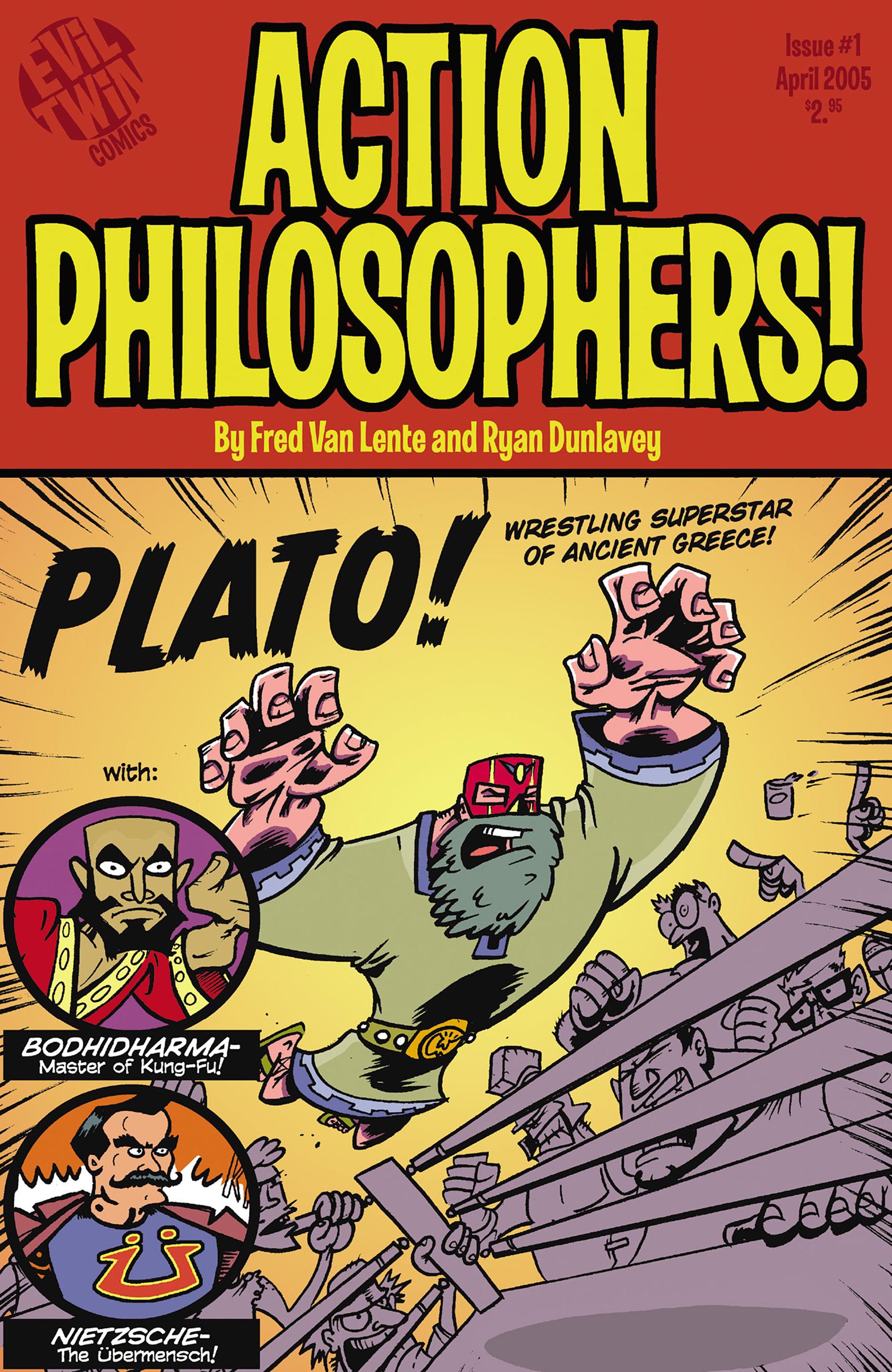 Read online Action Philosophers! comic -  Issue #Action Philosophers! TPB (Part 2) - 151