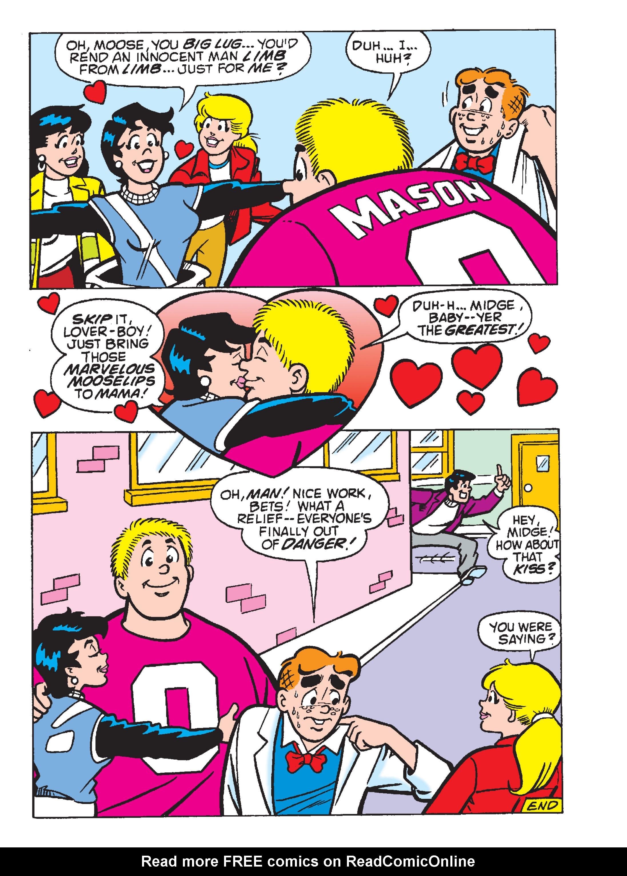 Read online Archie 1000 Page Comics Blowout! comic -  Issue # TPB (Part 1) - 34