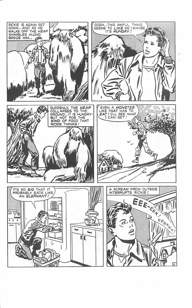 Read online Golden-Age Men of Mystery comic -  Issue #7 - 29