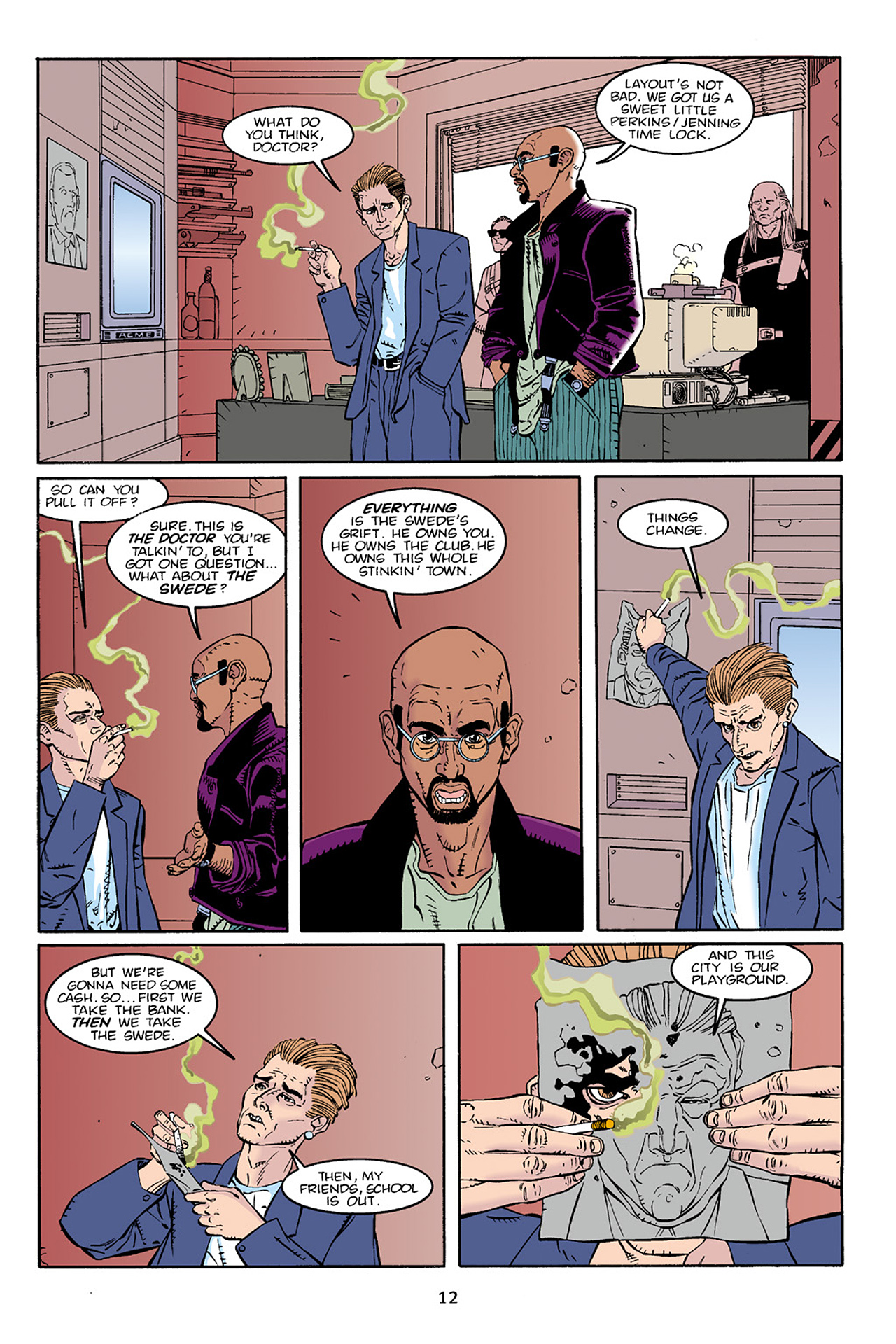 Read online Adventures Of The Mask Omnibus comic -  Issue #Adventures Of The Mask Omnibus Full - 12