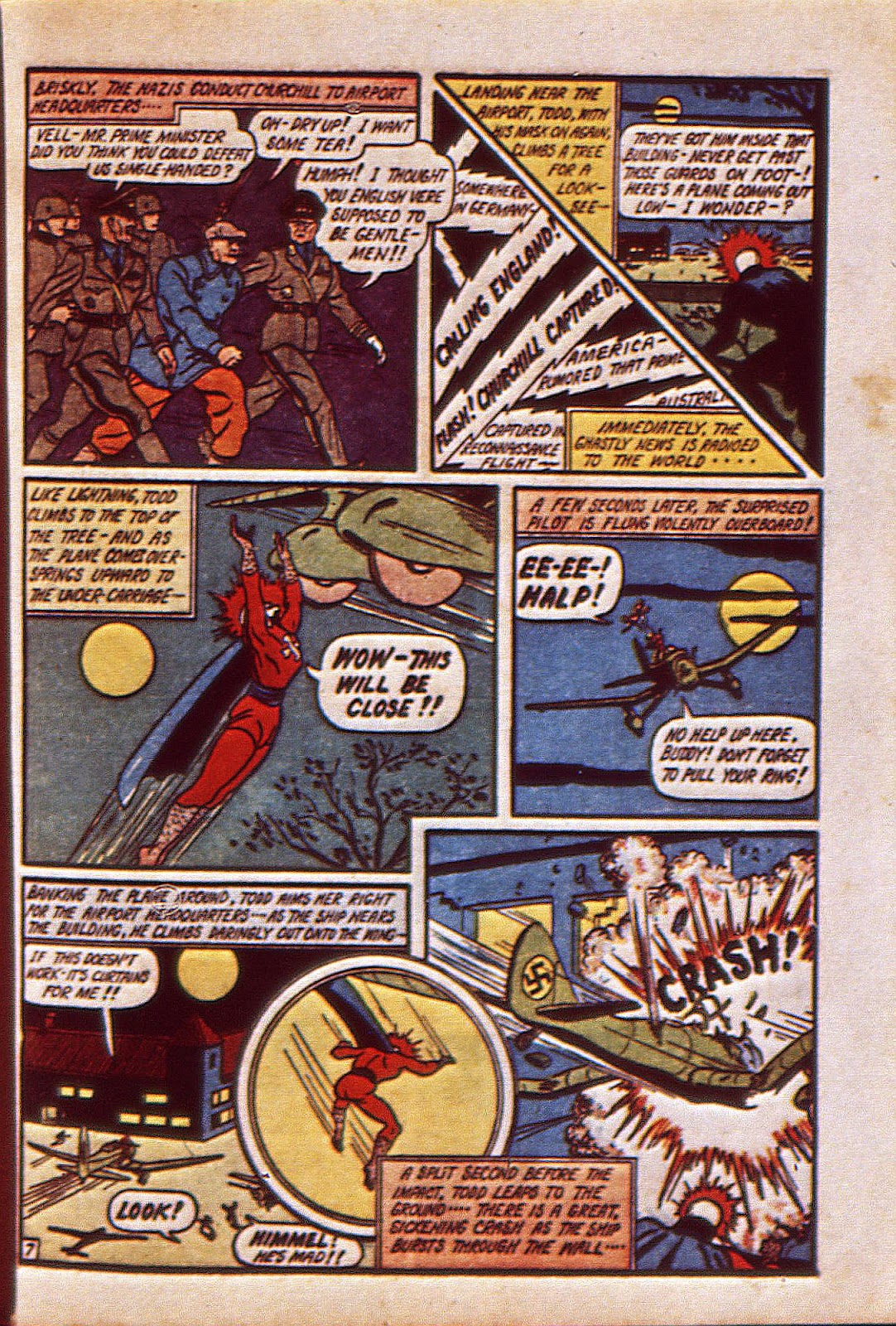 Mystic Comics (1940) issue 6 - Page 66