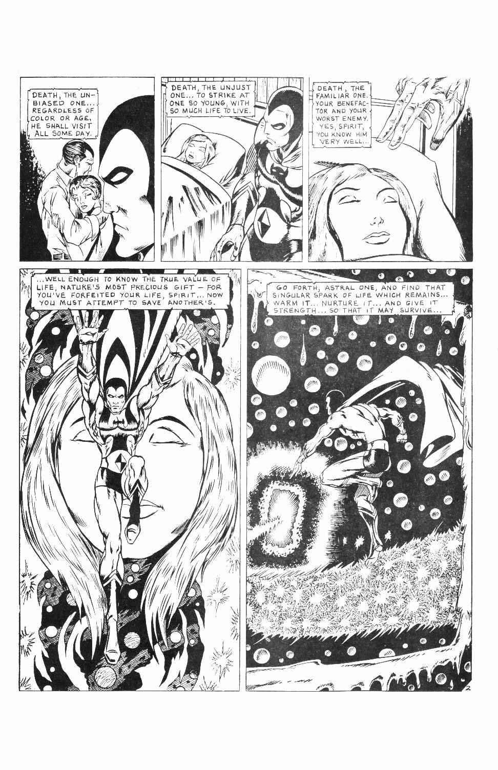 Read online Dr. Weird Special comic -  Issue # Full - 4