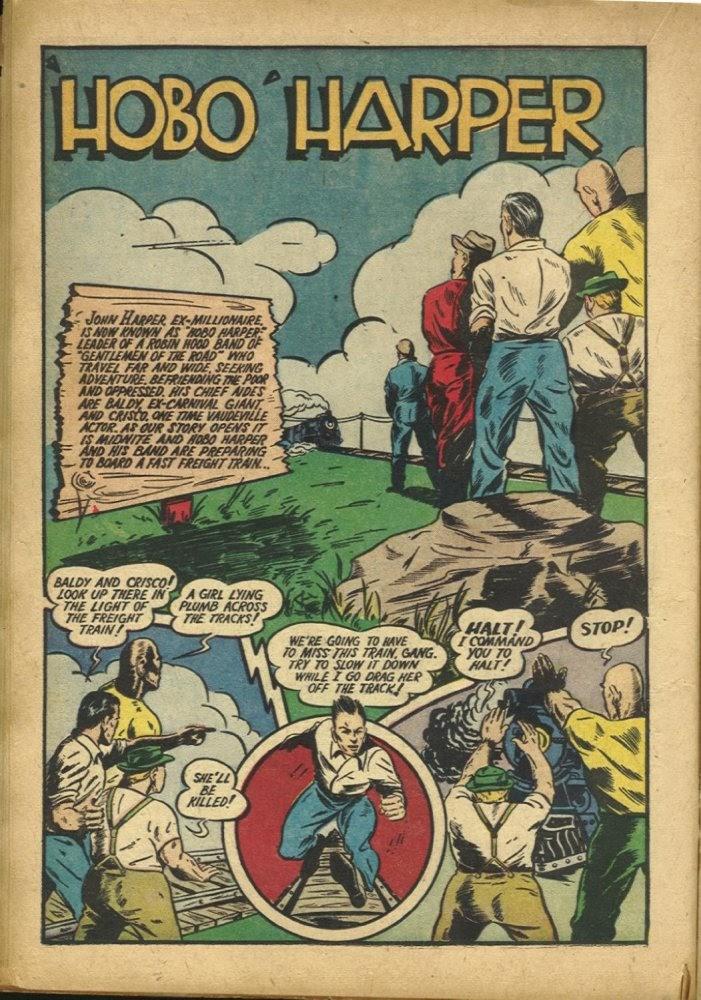 Read online Amazing Man Comics comic -  Issue #25 - 32
