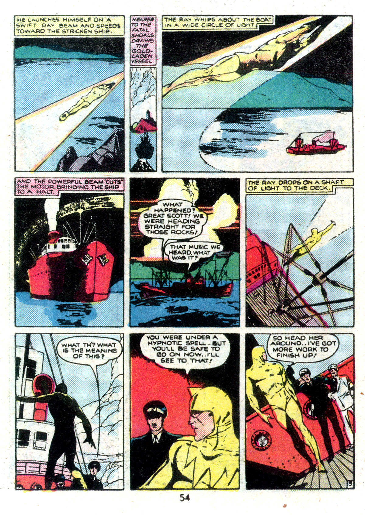 Read online Adventure Comics (1938) comic -  Issue #501 - 54