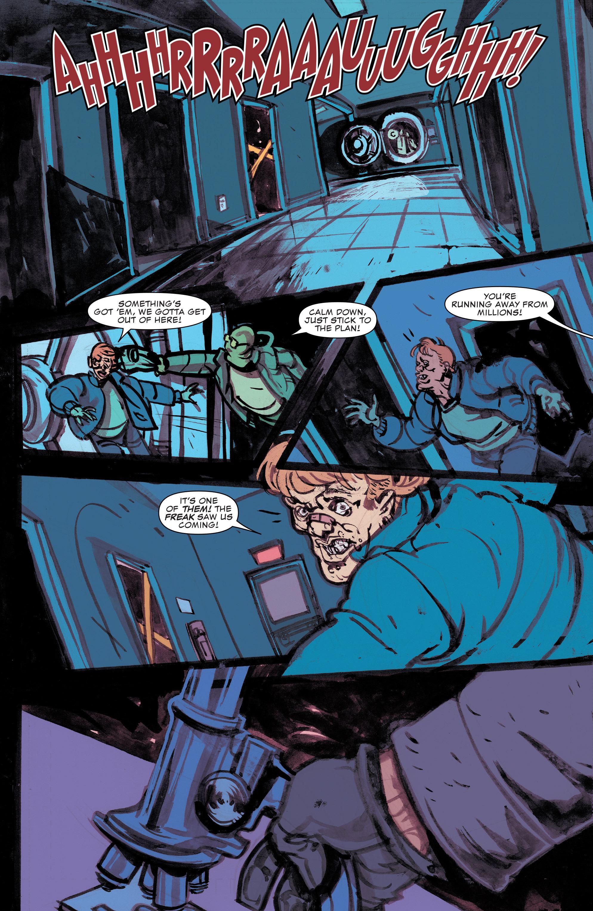Read online Civil War II: Choosing Sides comic -  Issue #4 - 7