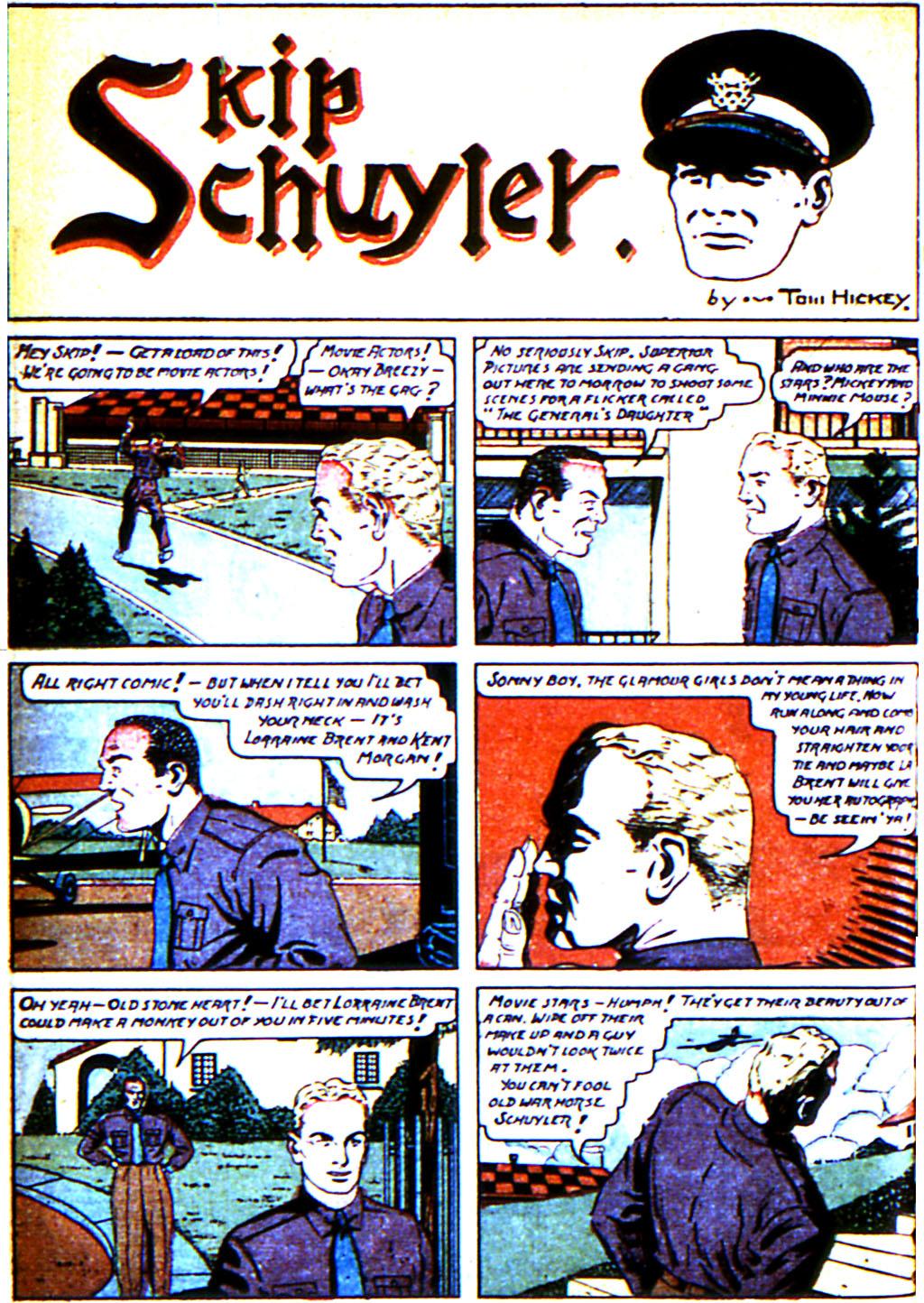 Read online Adventure Comics (1938) comic -  Issue #43 - 50