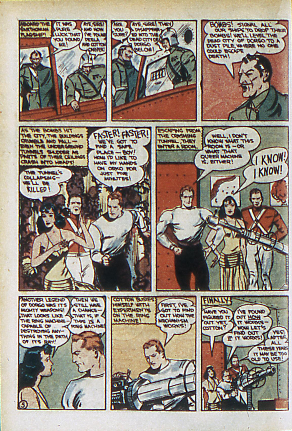 Read online Adventure Comics (1938) comic -  Issue #61 - 53