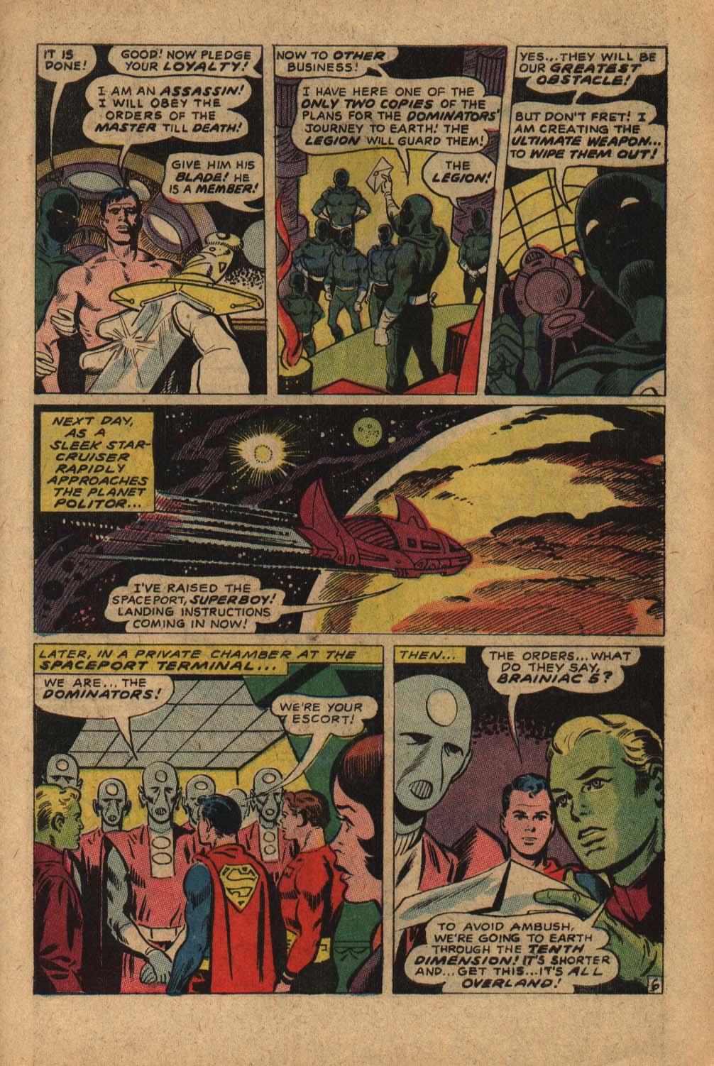 Read online Adventure Comics (1938) comic -  Issue #361 - 9