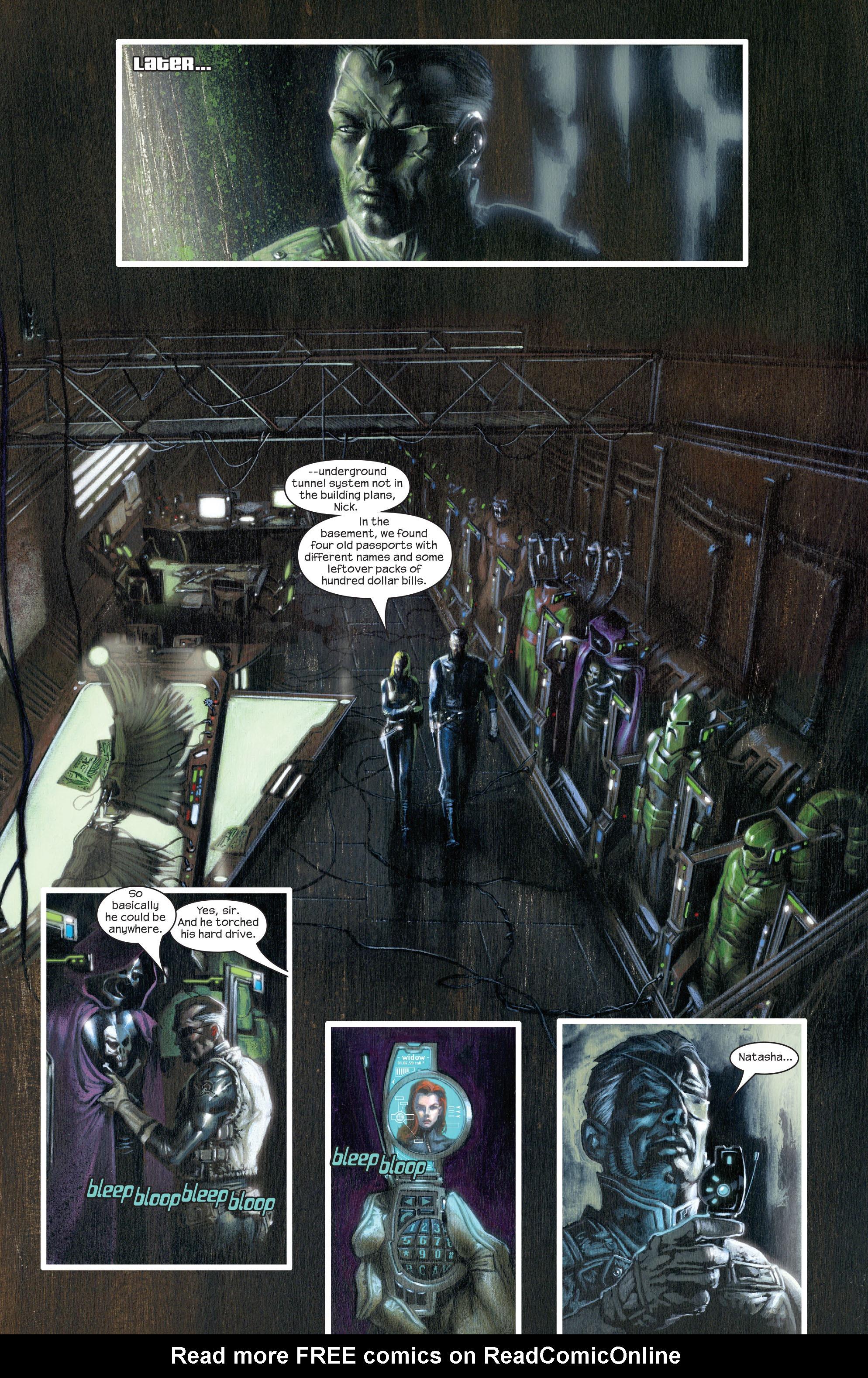 Read online Secret War comic -  Issue # Full - 19