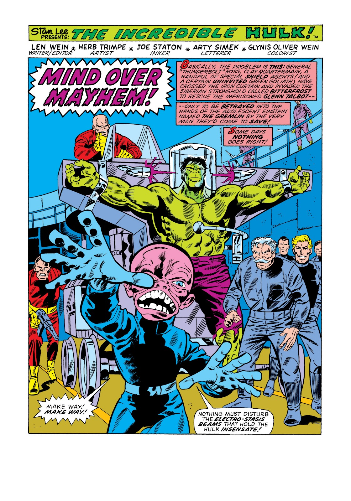Read online Marvel Masterworks: The Incredible Hulk comic -  Issue # TPB 11 (Part 1) - 83