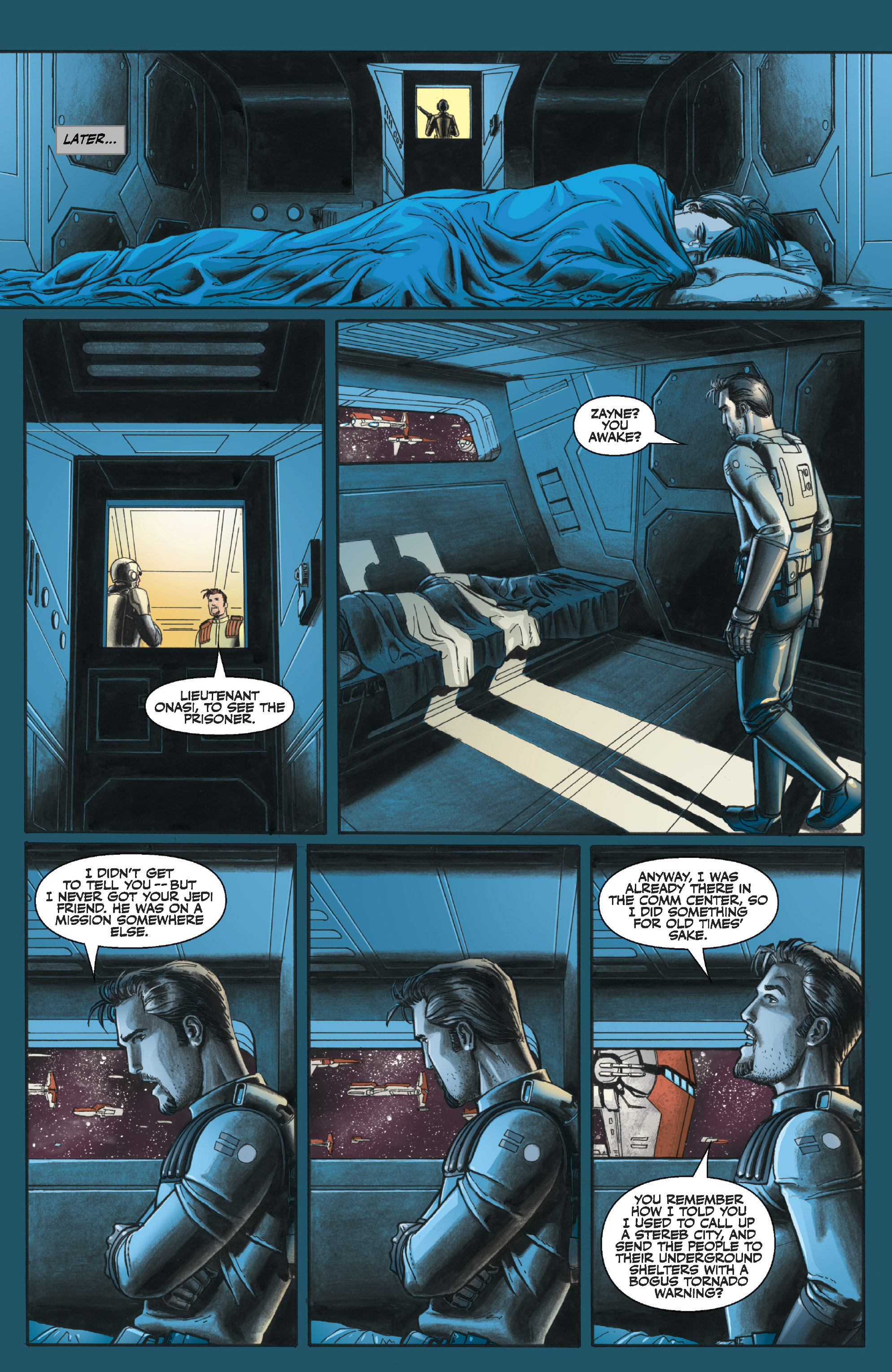 Read online Star Wars Omnibus comic -  Issue # Vol. 29 - 340
