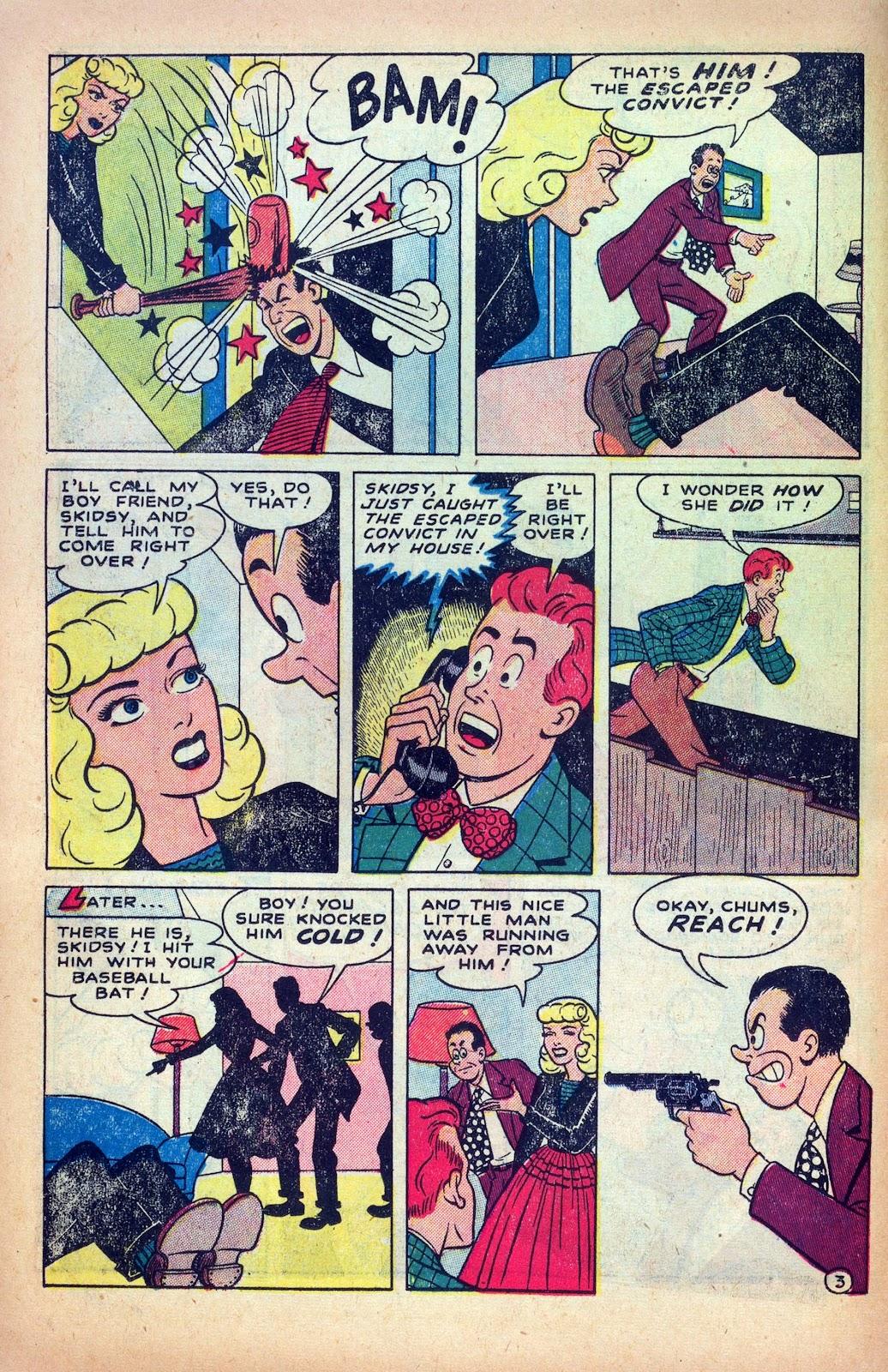 Read online Joker Comics comic -  Issue #34 - 12