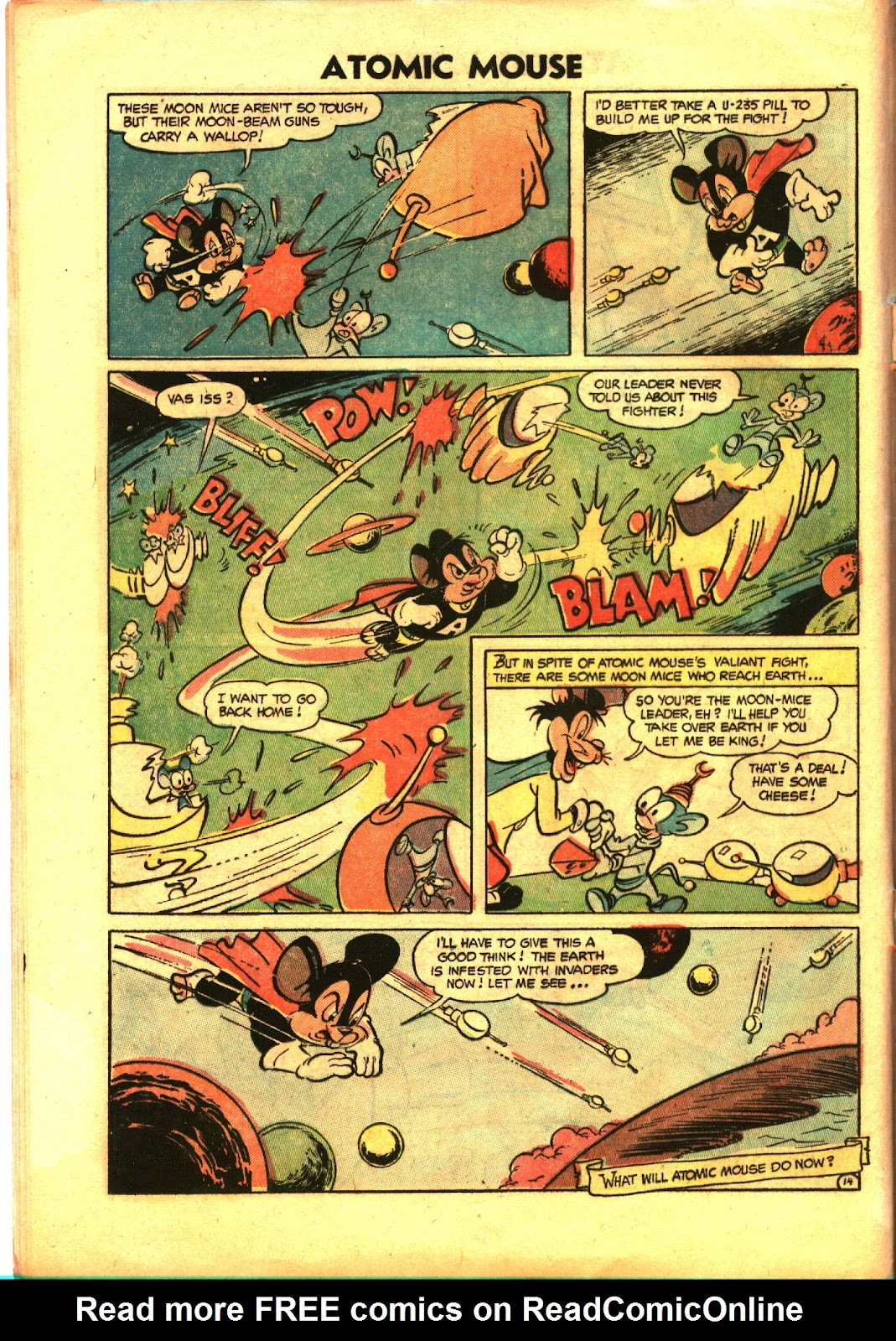 Atomic Mouse issue 8 - Page 16