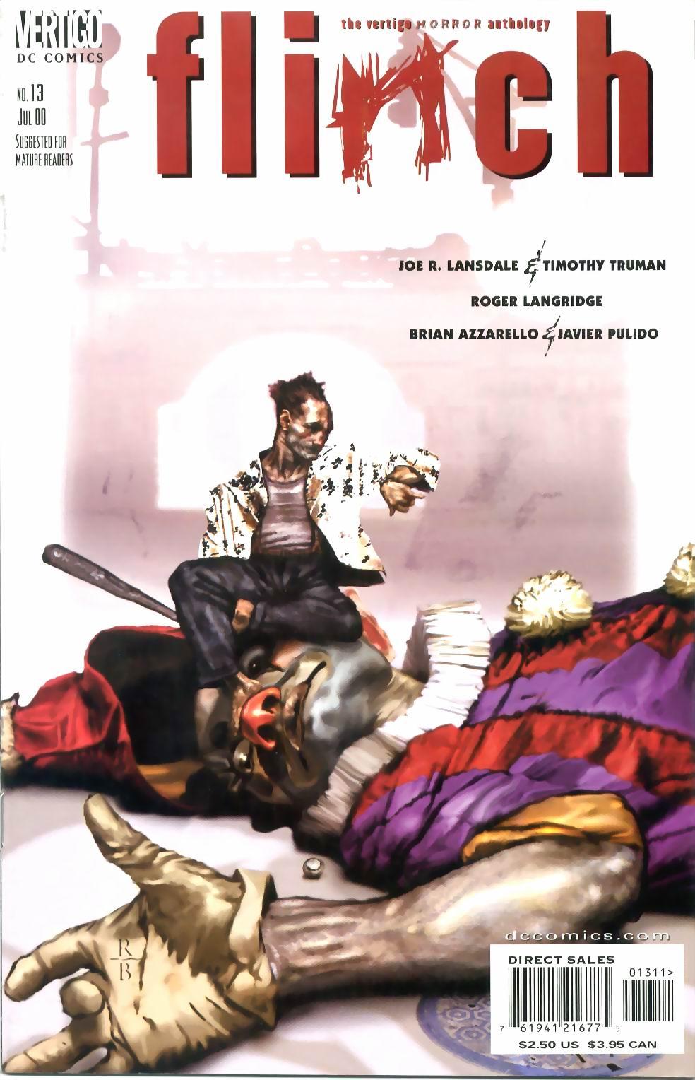 Read online Flinch comic -  Issue #13 - 1