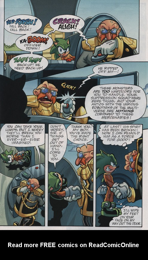 Read online Sonic Universe comic -  Issue #30 - 6