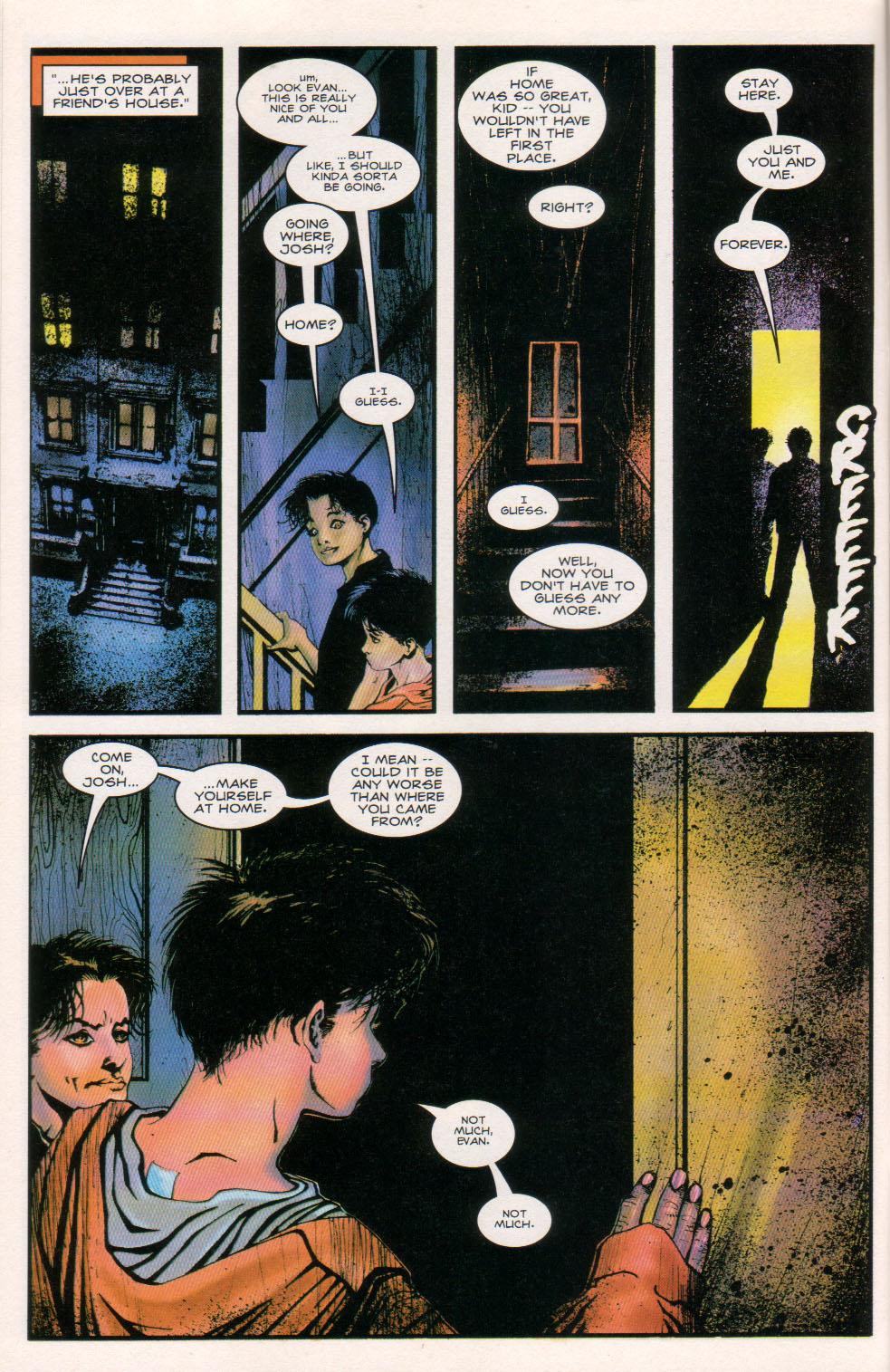 Read online Hellshock comic -  Issue #3 - 8