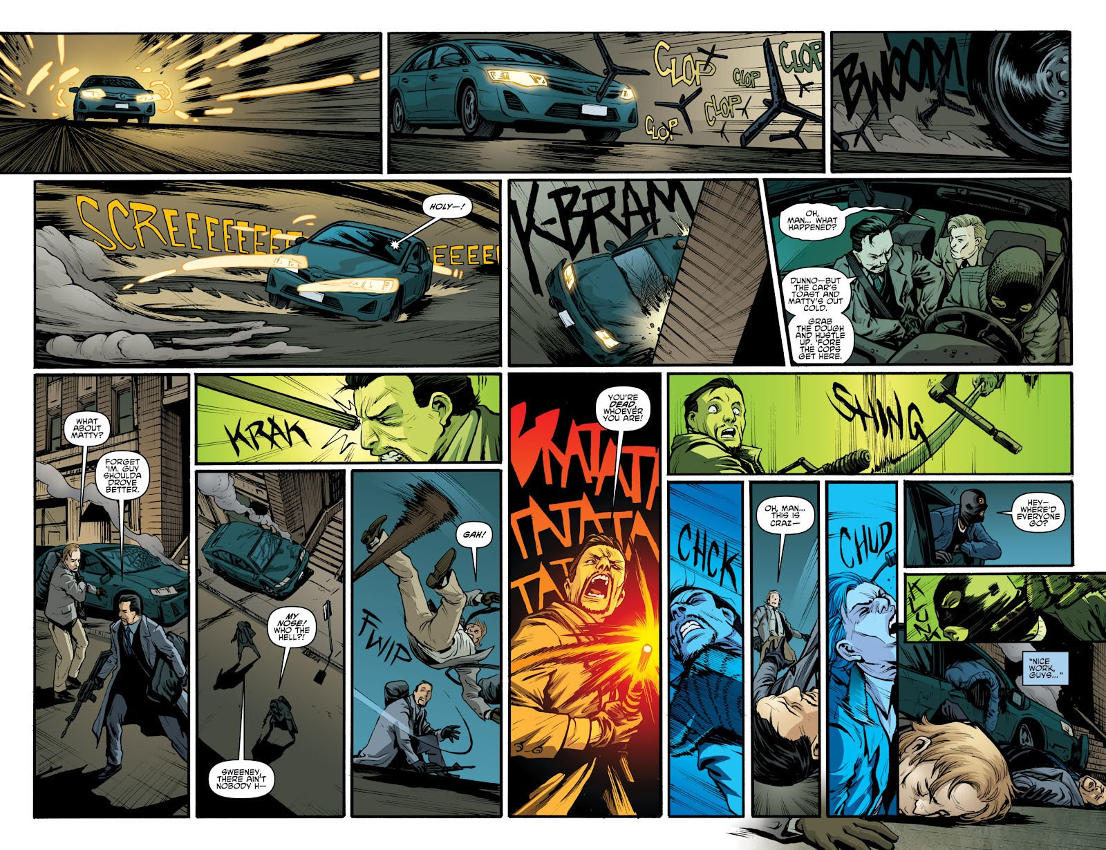 Read online Teenage Mutant Ninja Turtles: The IDW Collection comic -  Issue # TPB 4 (Part 3) - 14