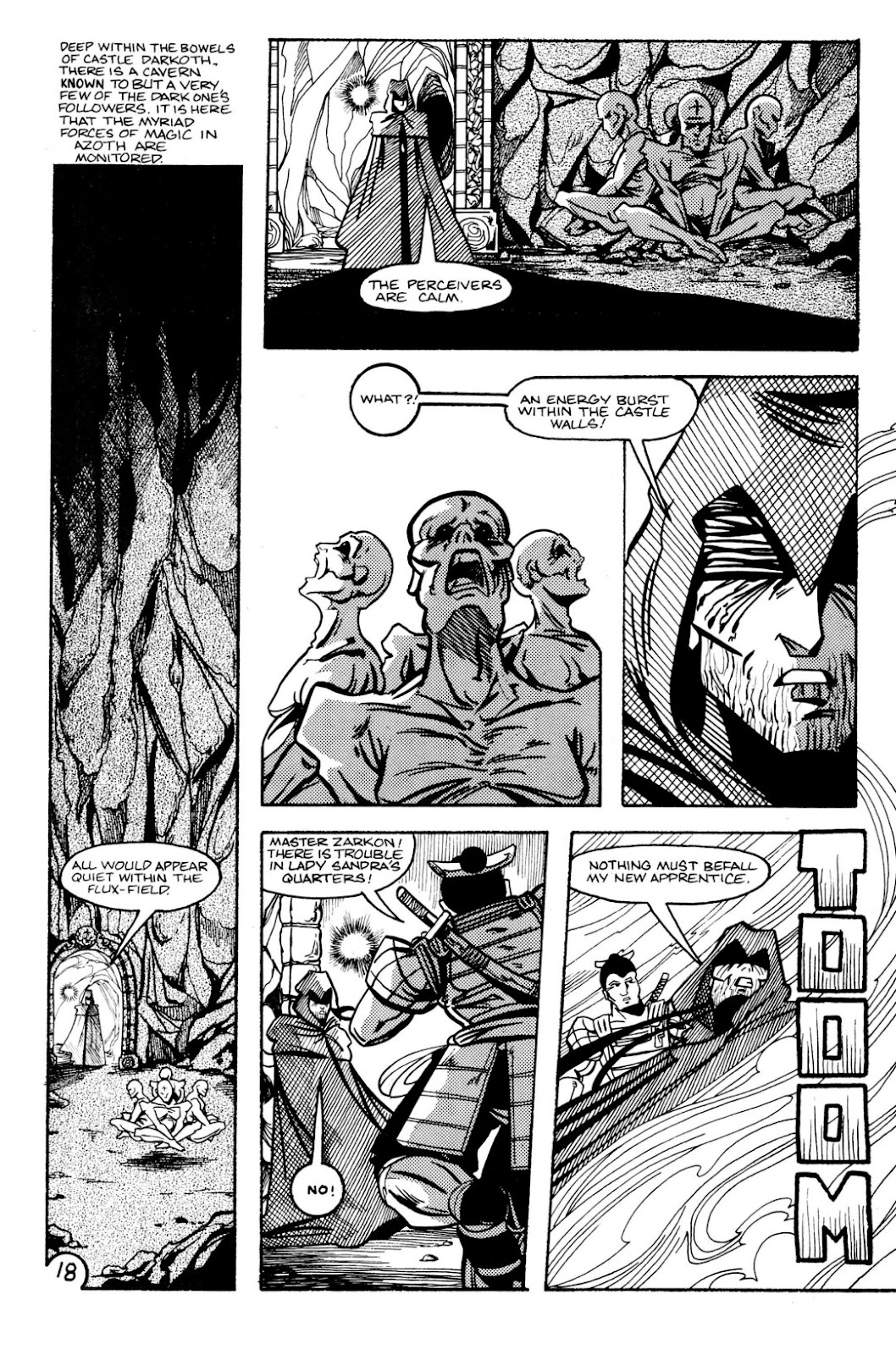 The Realm (1986) issue 8 - Page 20