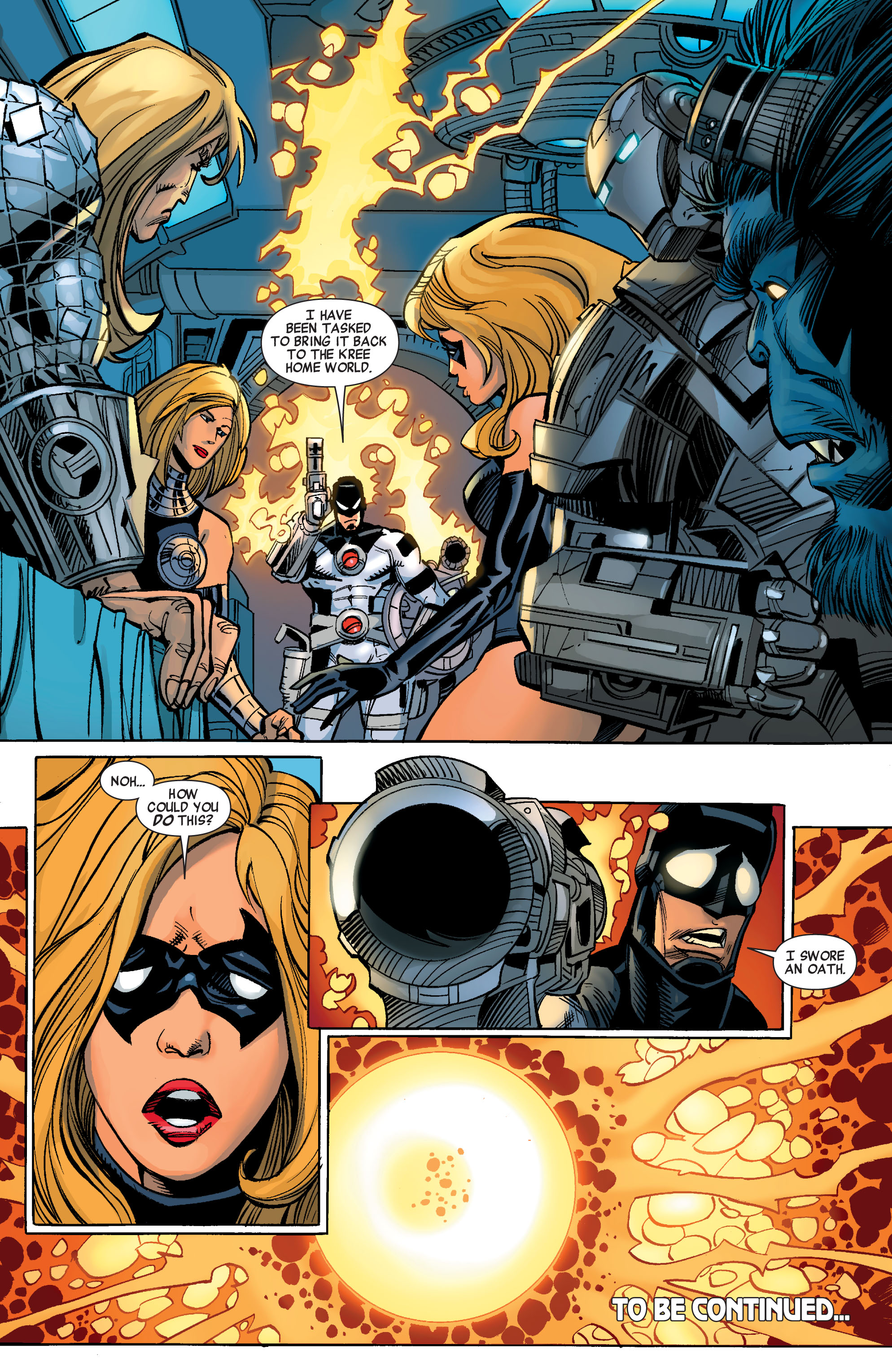 Read online Avengers (2010) comic -  Issue #26 - 21