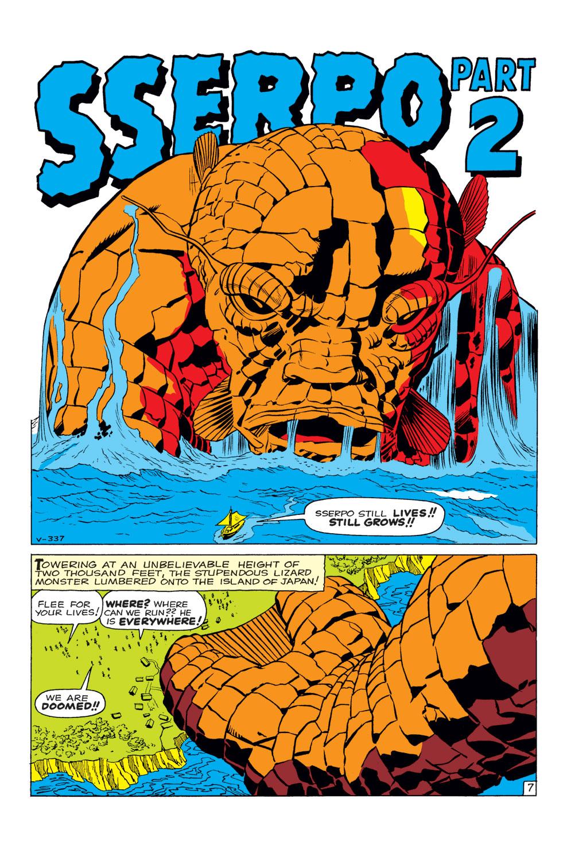 Read online Amazing Adventures (1961) comic -  Issue #6 - 9