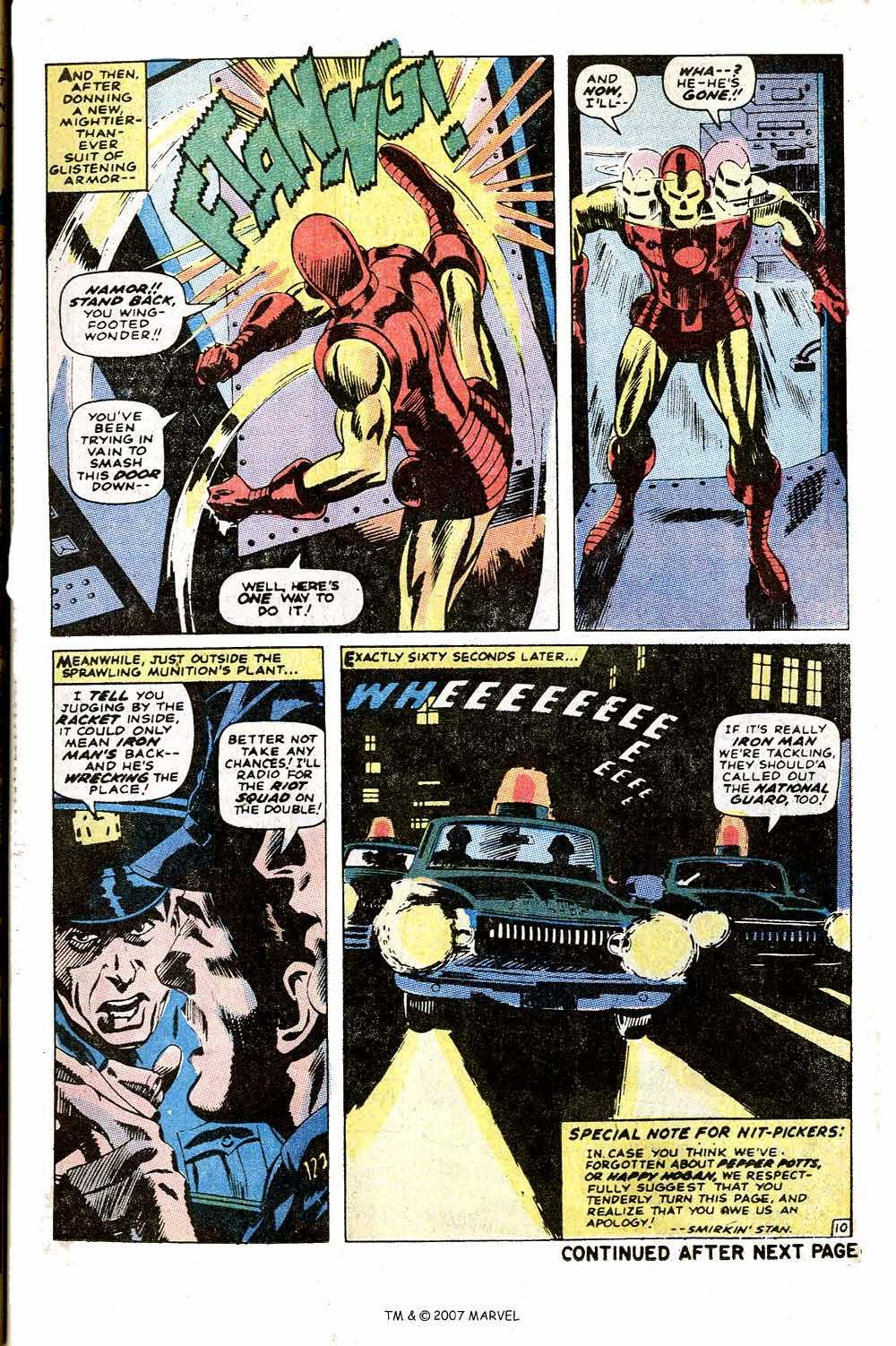 Iron Man Annual issue 1 - Page 47