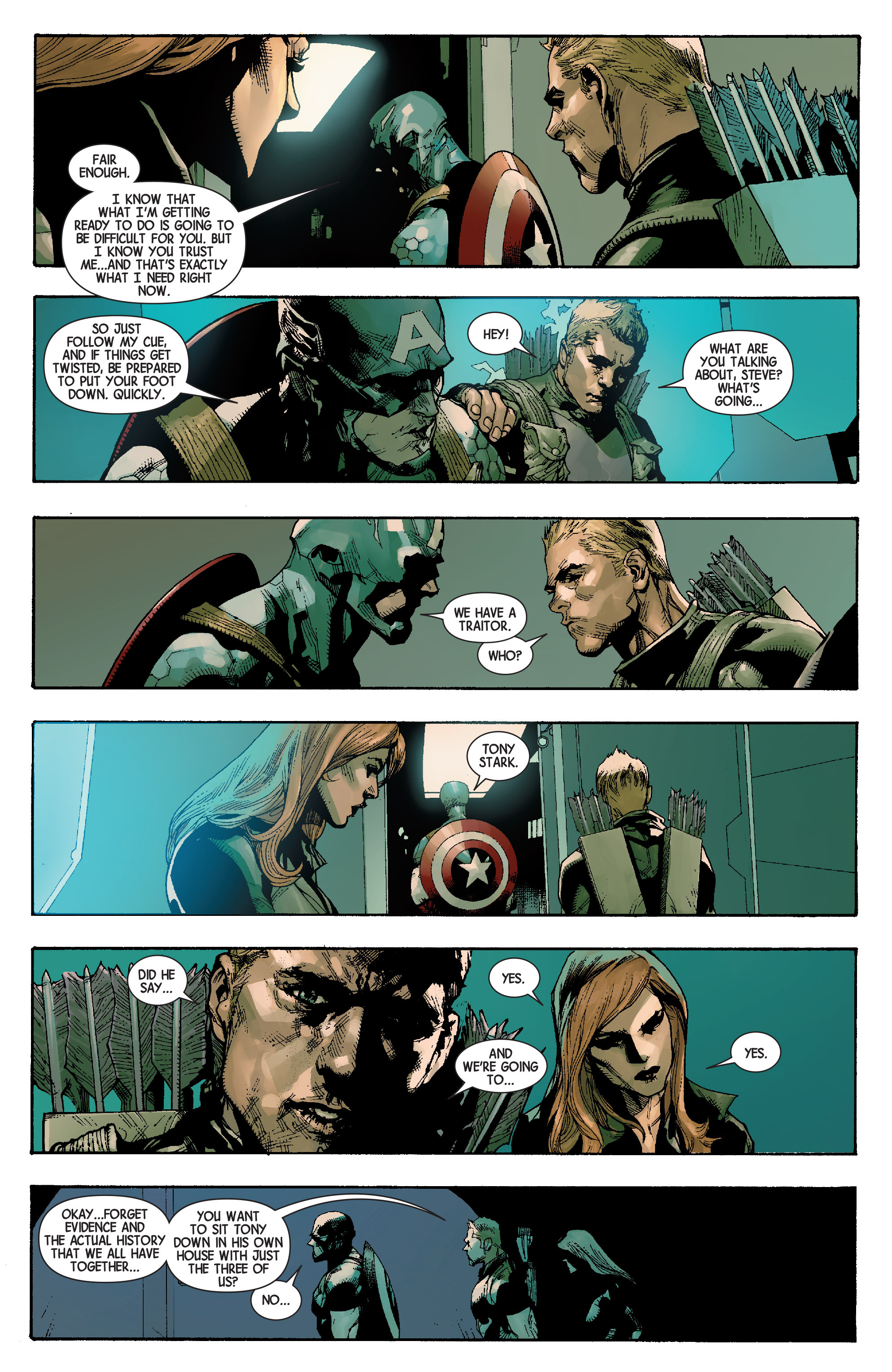 Read online Avengers (2013) comic -  Issue #29 - 15