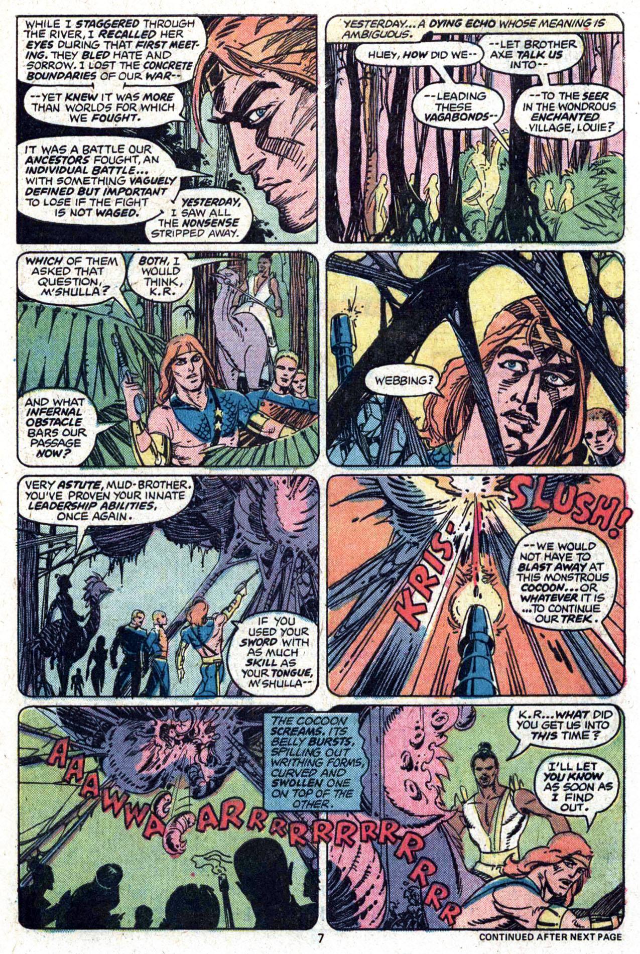 Read online Amazing Adventures (1970) comic -  Issue #39 - 9
