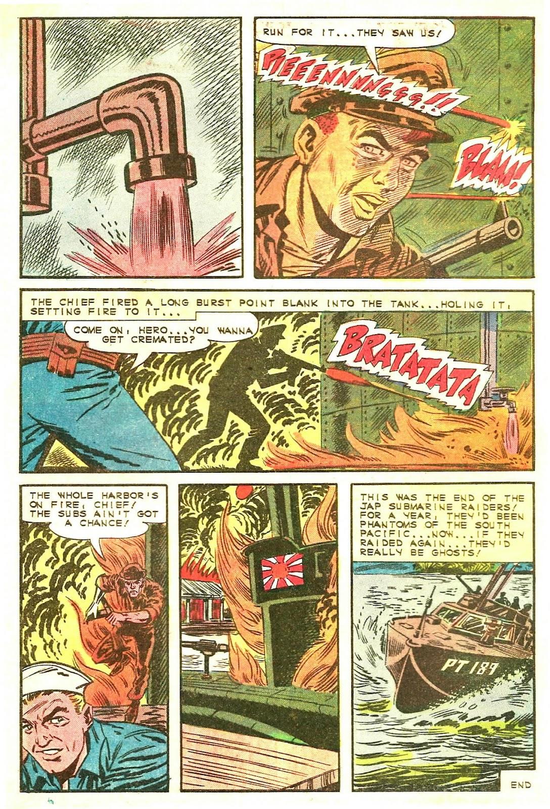 Read online Fightin' Navy comic -  Issue #125 - 28