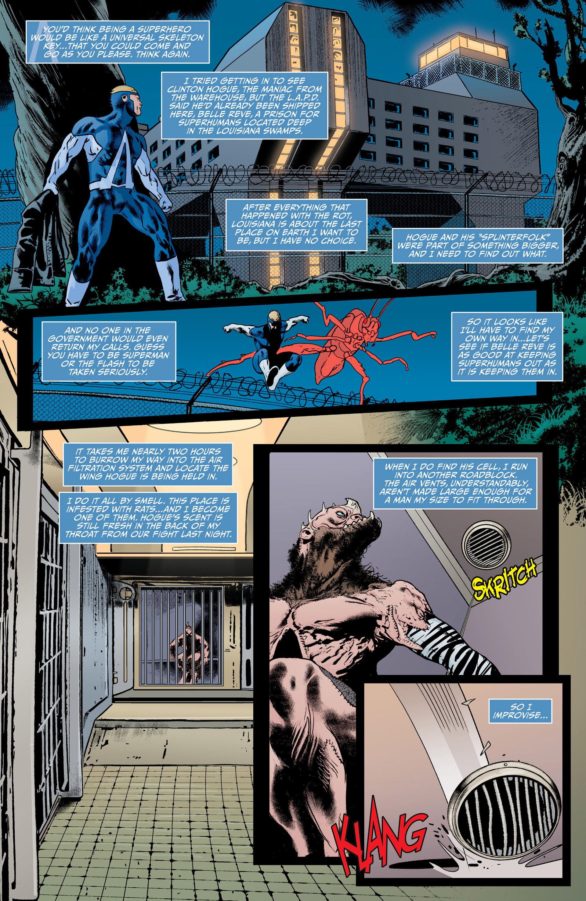 Read online Animal Man (2011) comic -  Issue #23 - 8