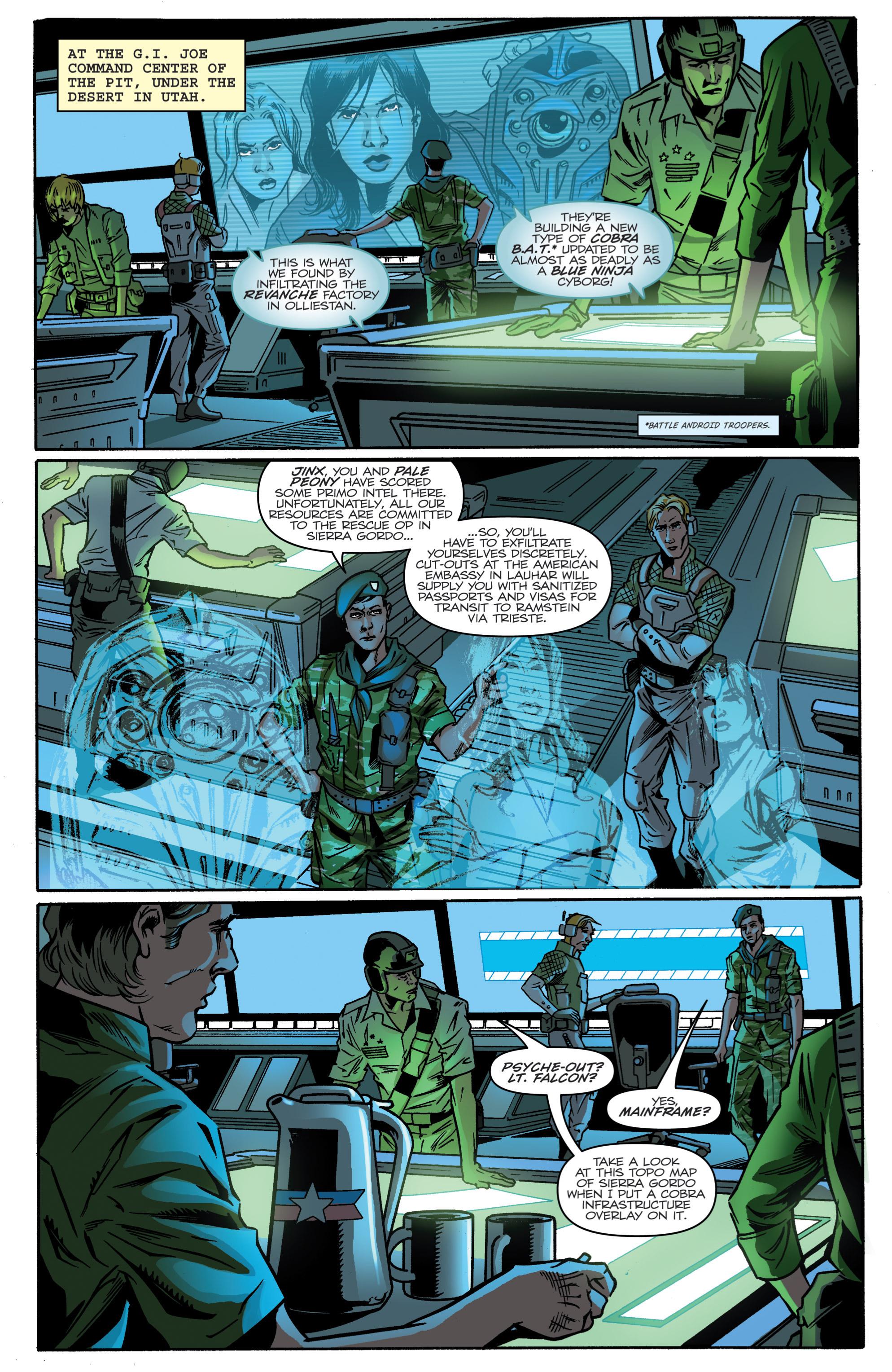 G.I. Joe: A Real American Hero 195 Page 2