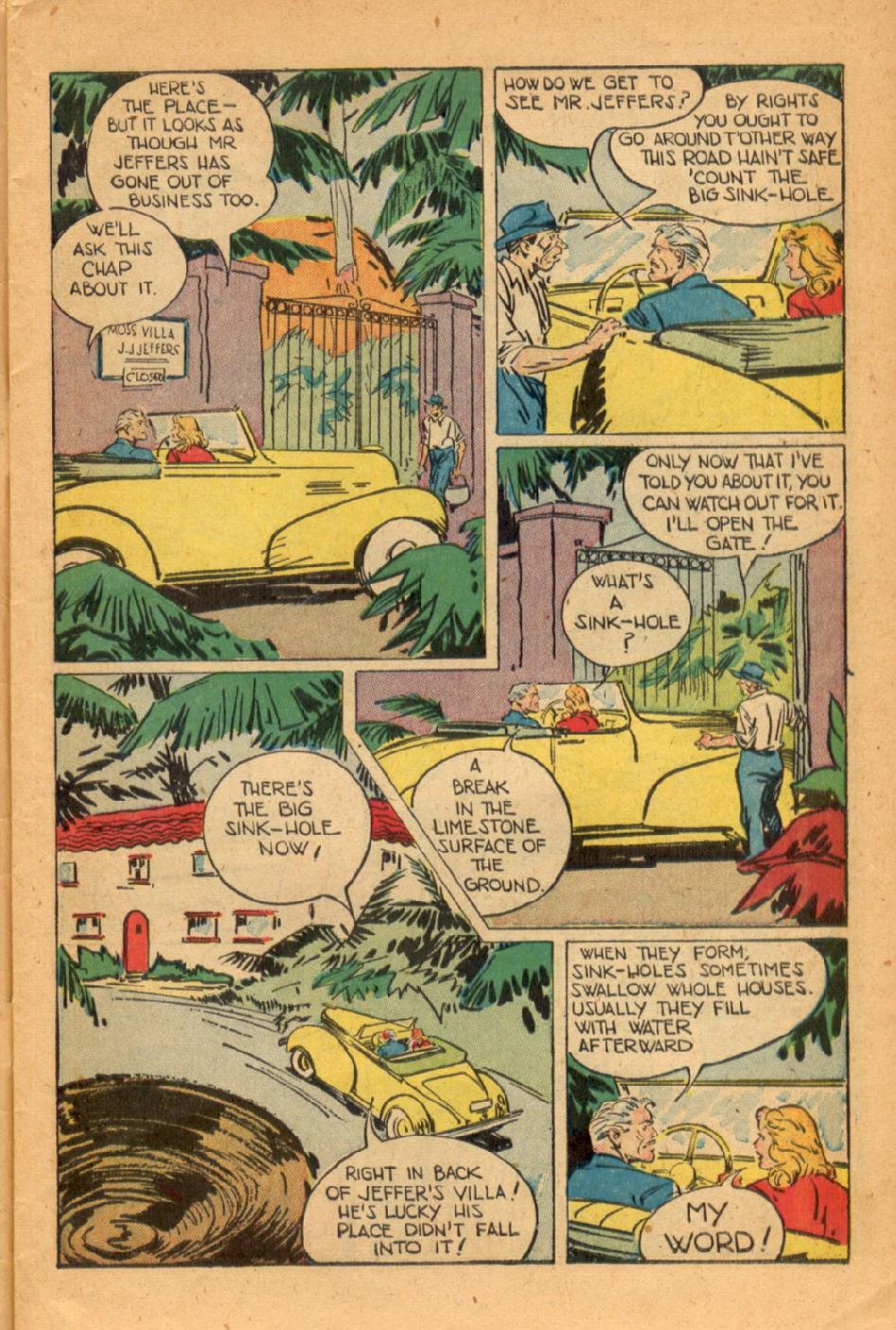 Read online Super-Magician Comics comic -  Issue #45 - 7