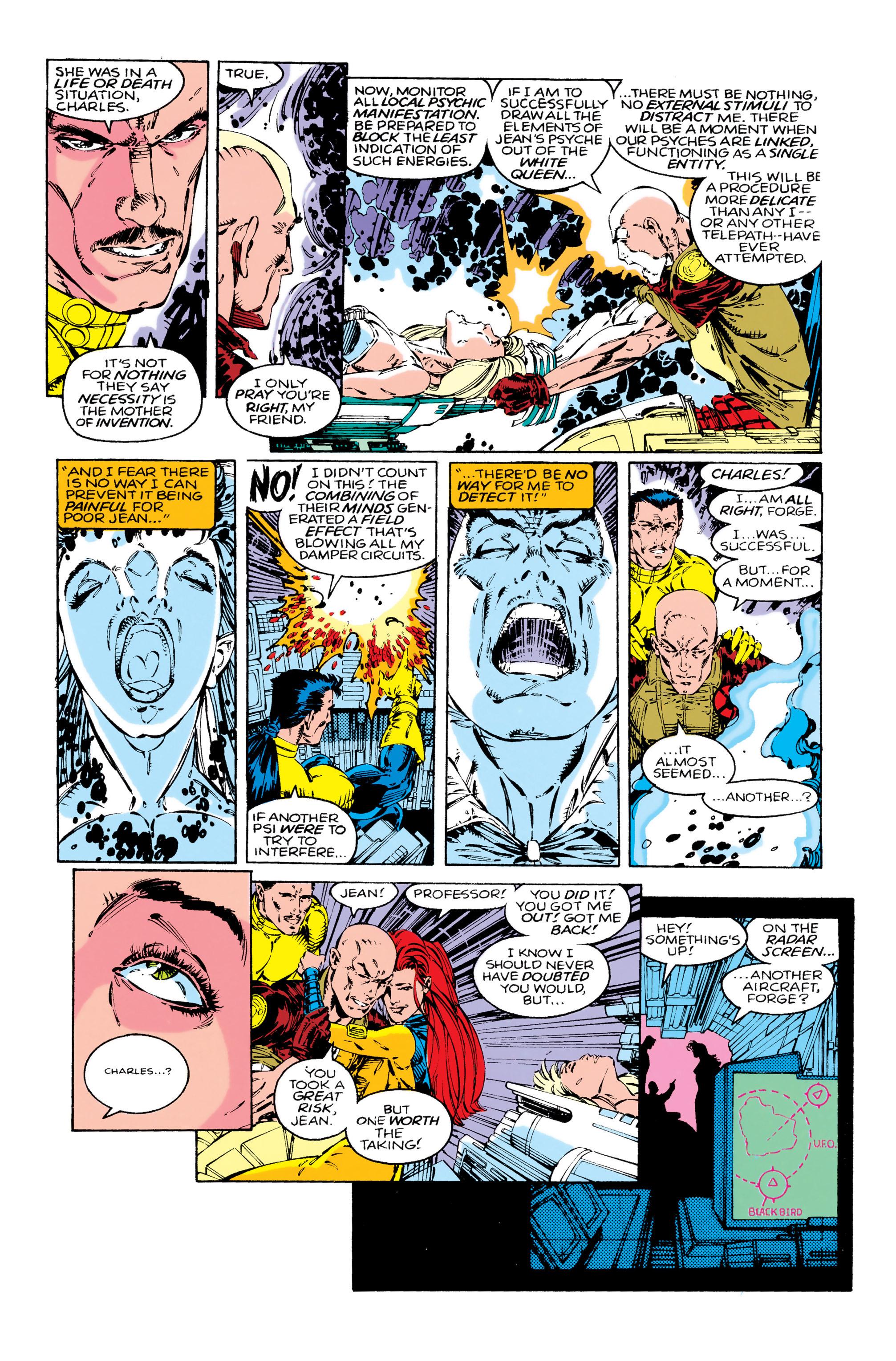 Read online Uncanny X-Men (1963) comic -  Issue #283 - 15