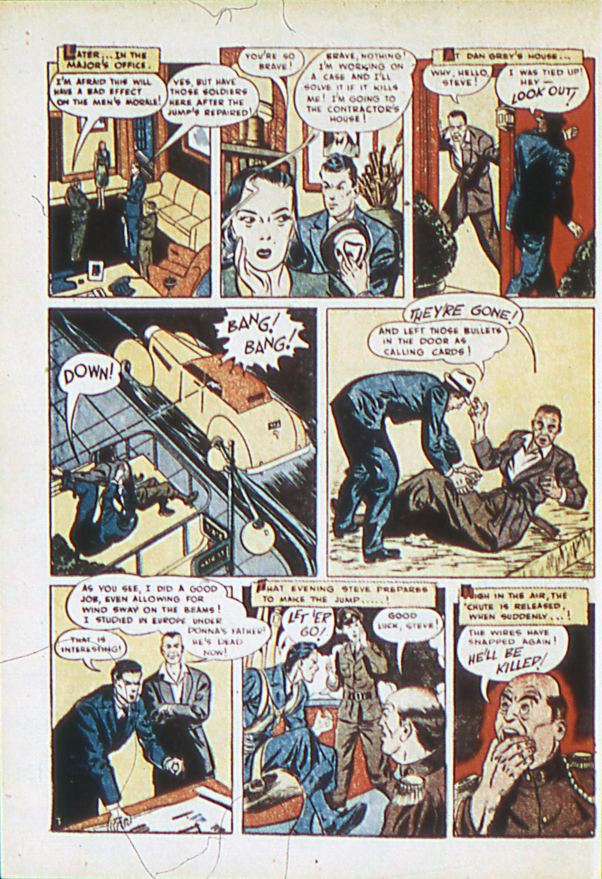 Read online Adventure Comics (1938) comic -  Issue #62 - 23