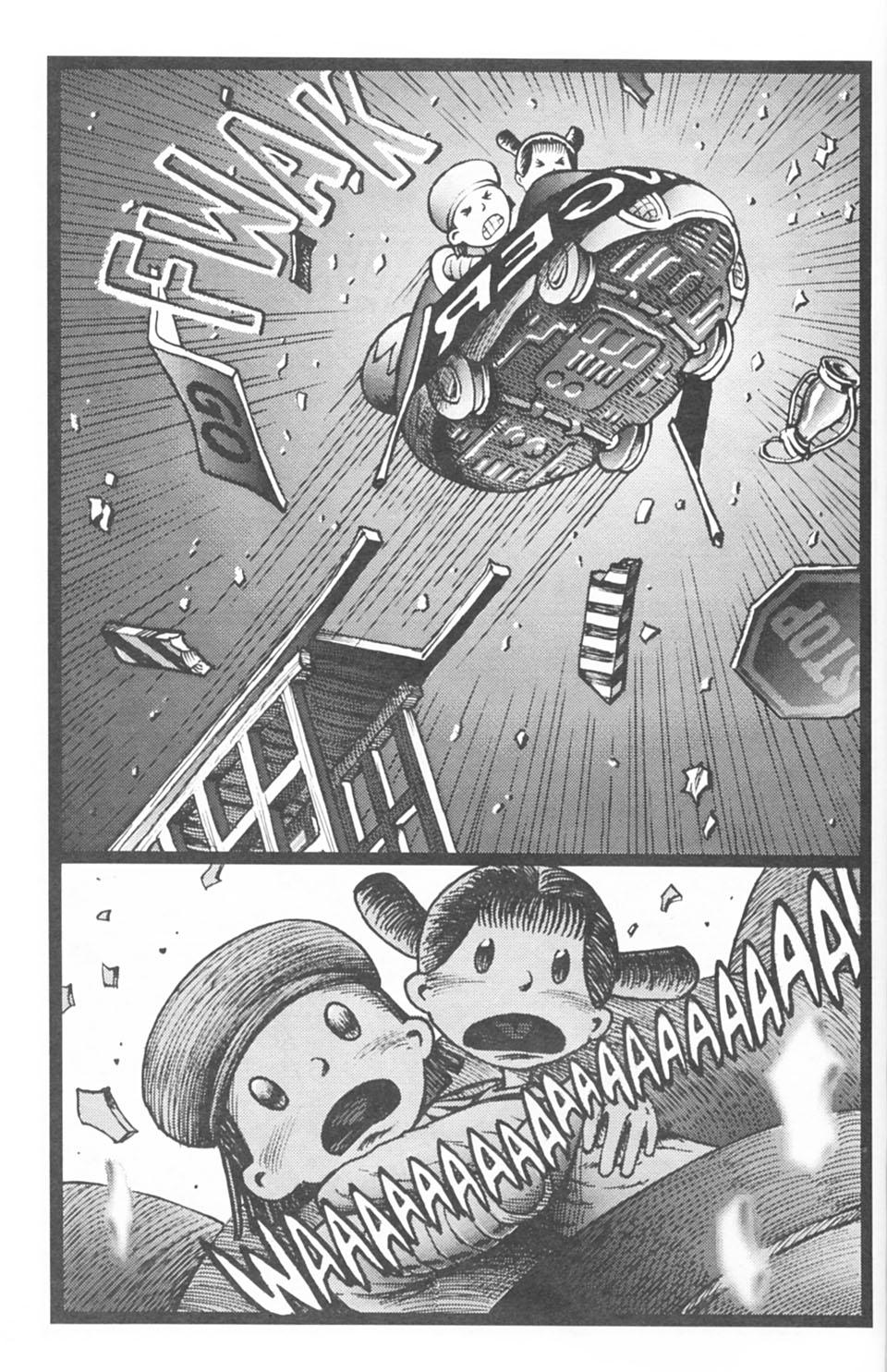 Read online Akiko comic -  Issue #Akiko _TPB 1 - 83