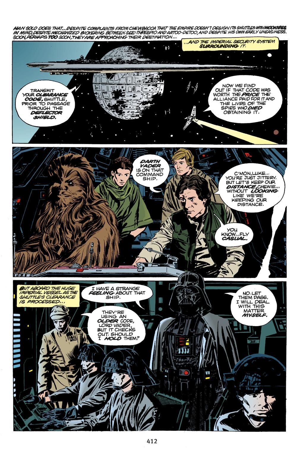 Read online Star Wars Omnibus comic -  Issue # Vol. 18.5 - 129