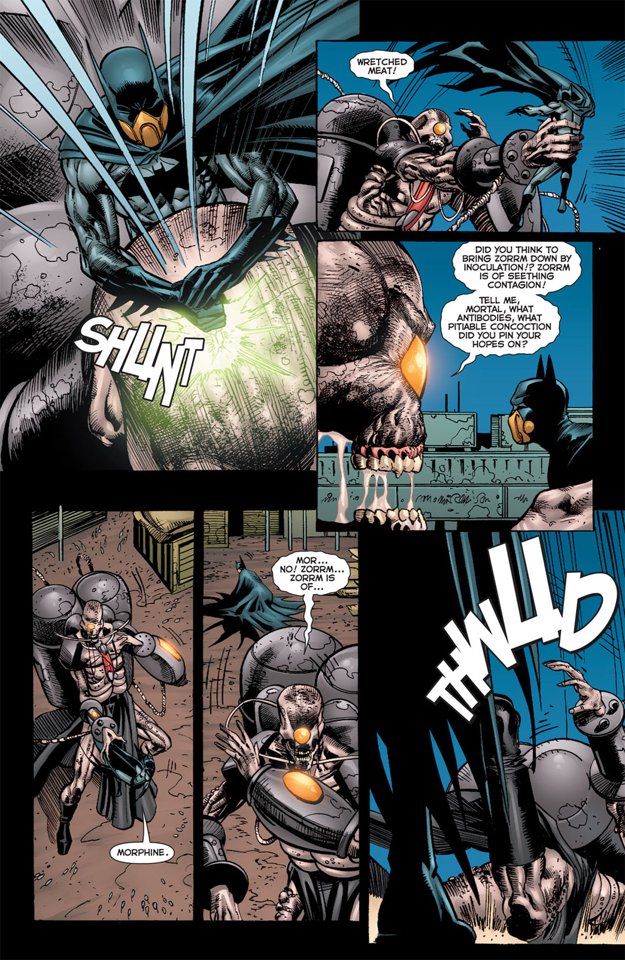 Read online 52 Aftermath: The Four Horsemen comic -  Issue #5 - 14