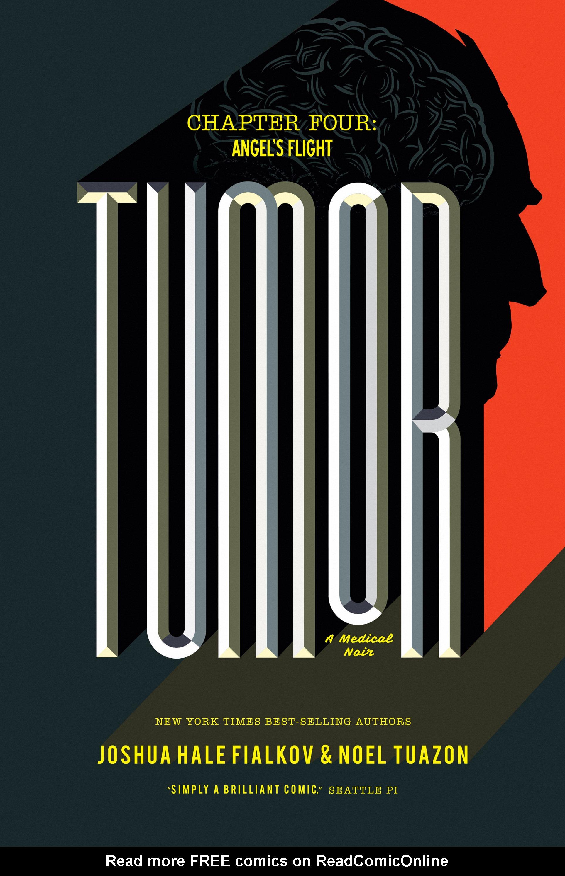 Read online Tumor comic -  Issue # TPB - 86
