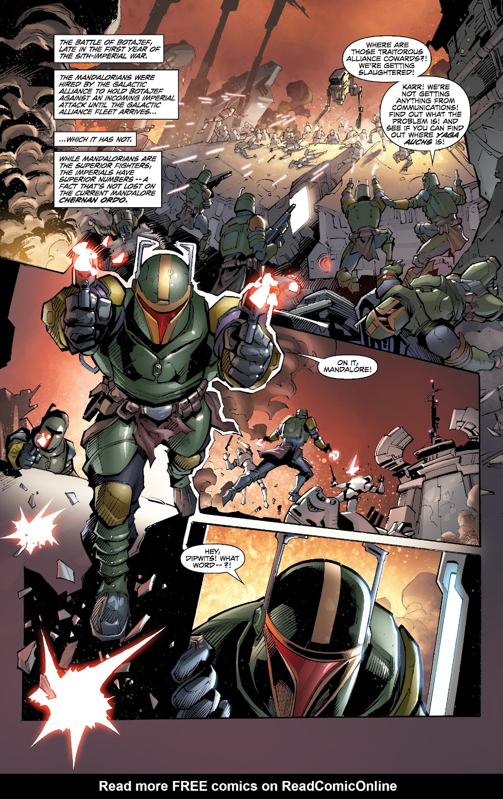 Read online Star Wars Legends: Legacy - Epic Collection comic -  Issue # TPB 2 (Part 5) - 14