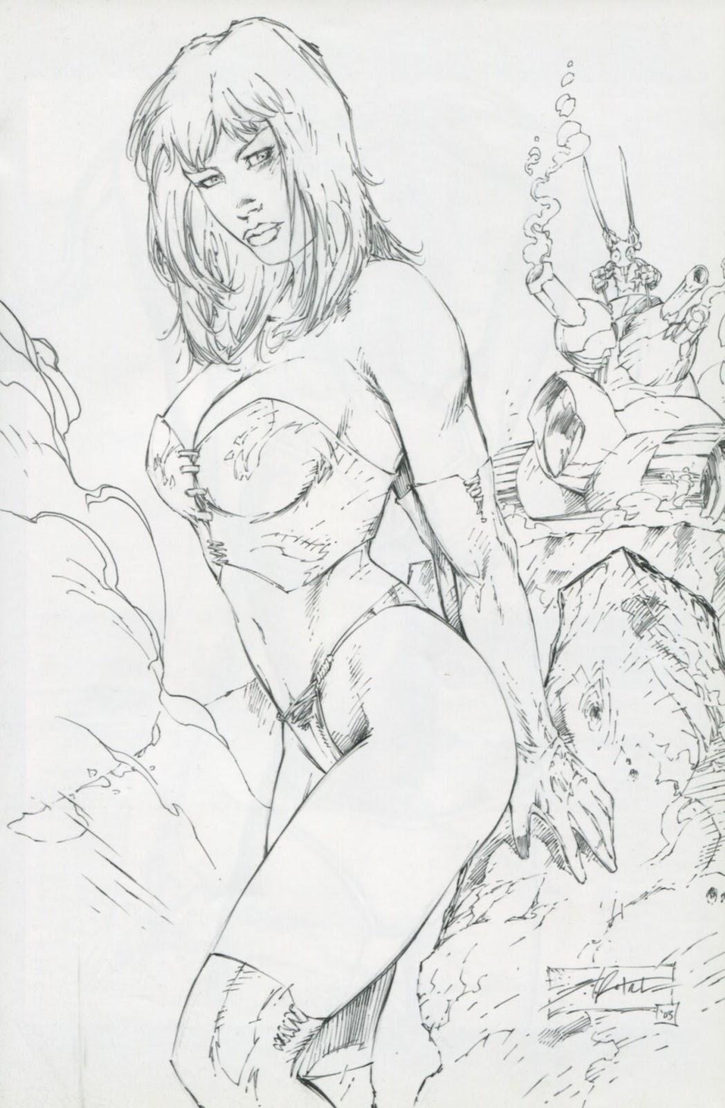Read online Latex Alice - Bikini Bash Swimsuit Special comic -  Issue # Full - 13