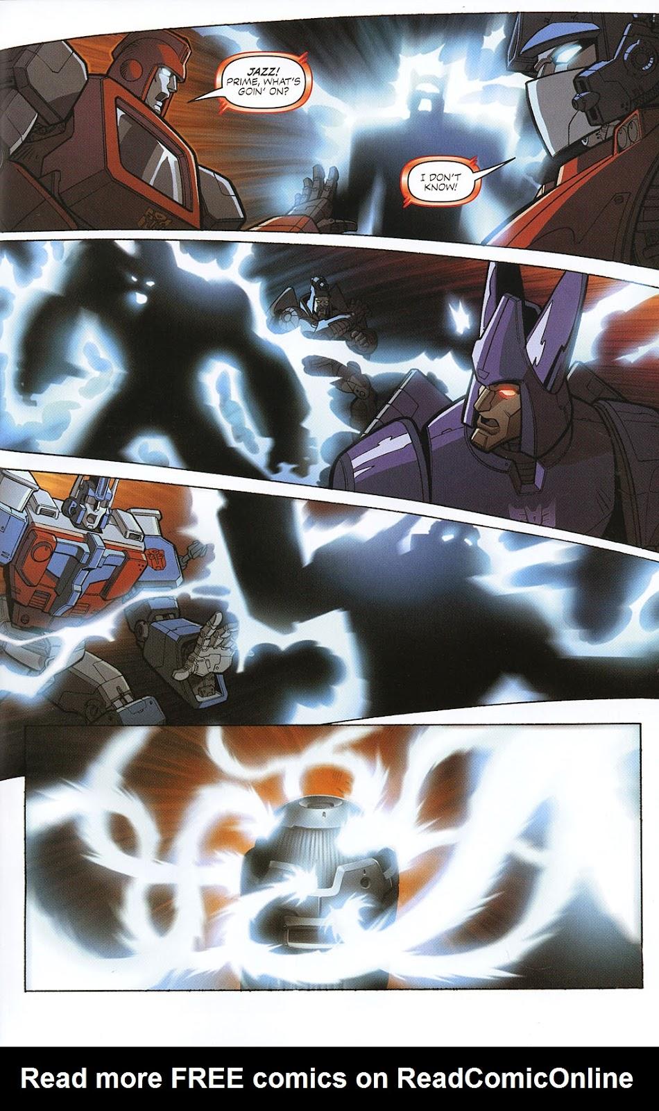G.I. Joe vs. The Transformers II Issue #0 #1 - English 15