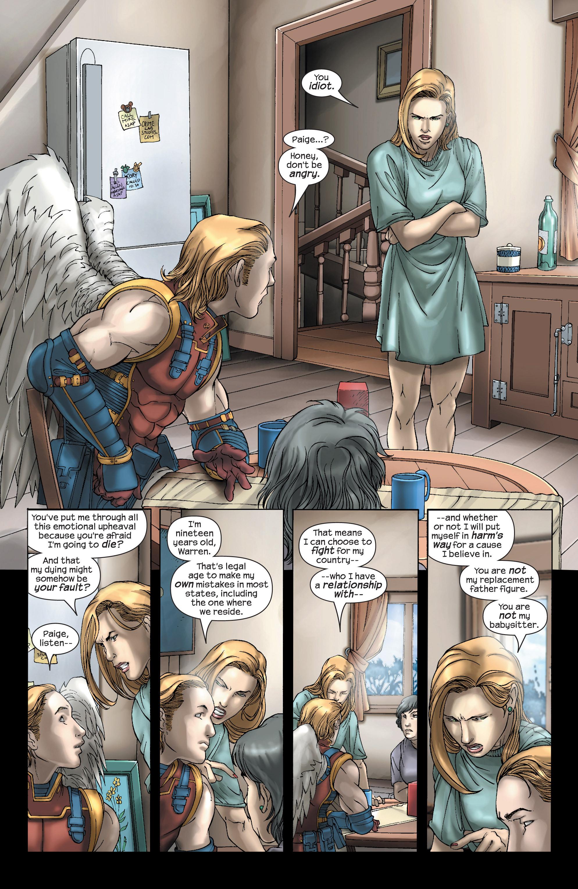 Read online Uncanny X-Men (1963) comic -  Issue #440 - 10