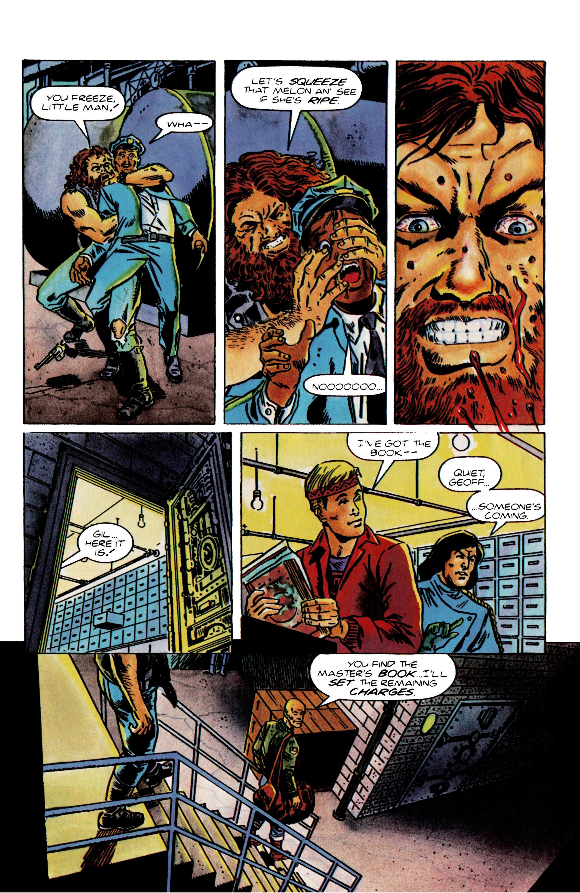 Read online Eternal Warrior (1992) comic -  Issue #22 - 15