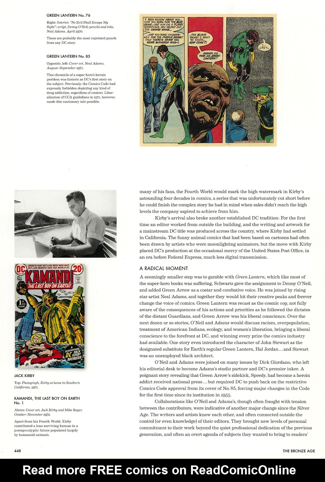 Read online 75 Years Of DC Comics comic -  Issue # TPB (Part 5) - 64