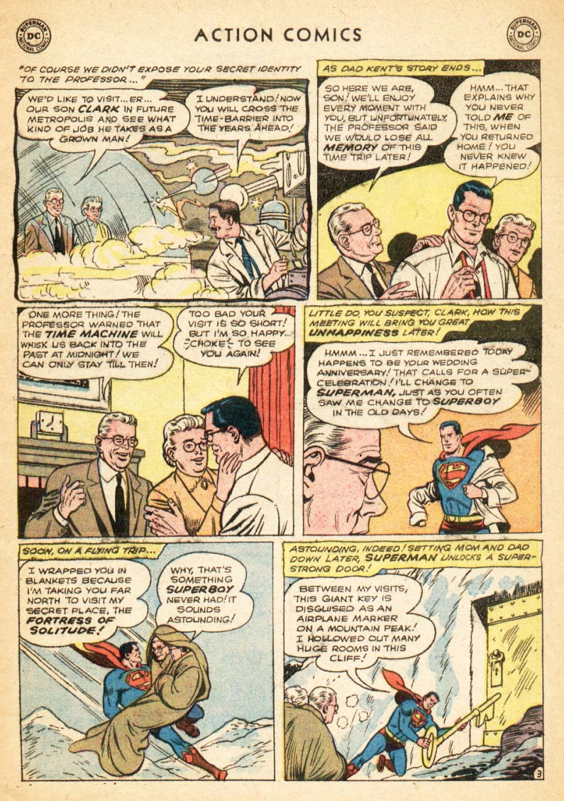 Read online Action Comics (1938) comic -  Issue #247 - 5